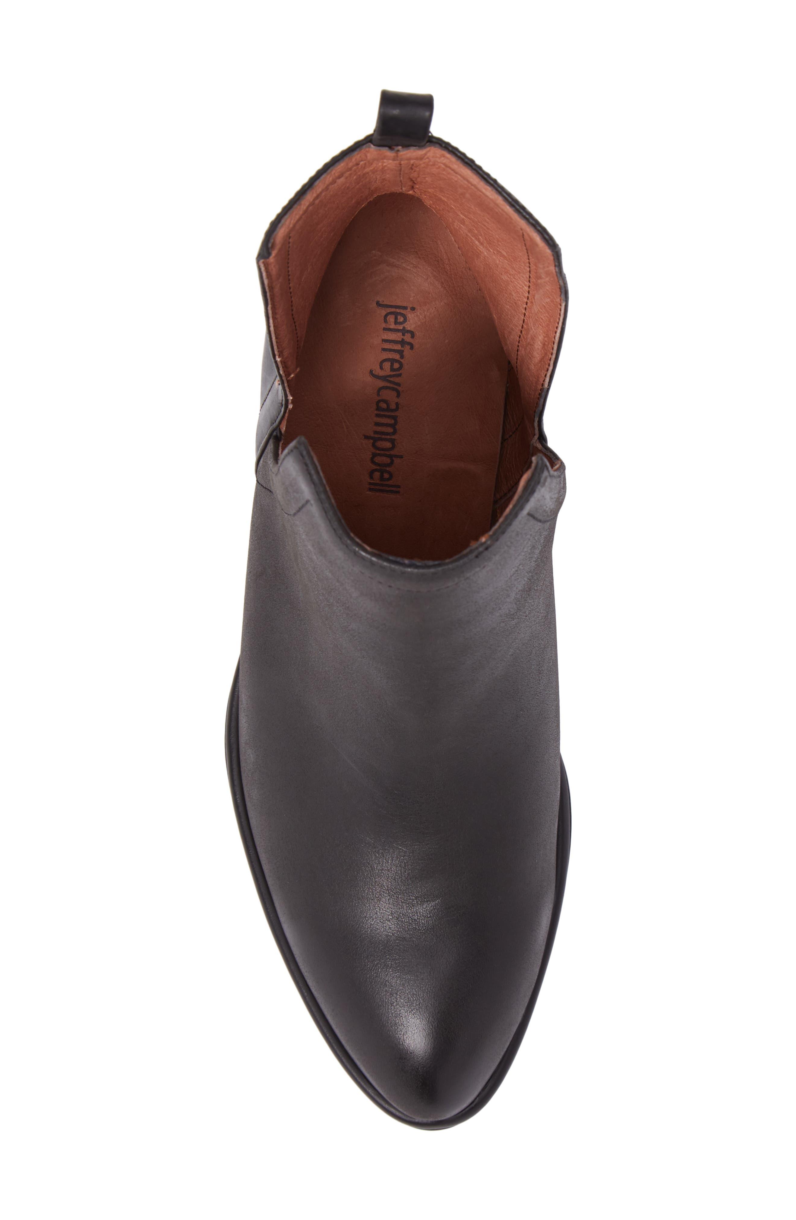 Alternate Image 5  - Jeffrey Campbell Crystal Embellished Musk Bootie (Women)
