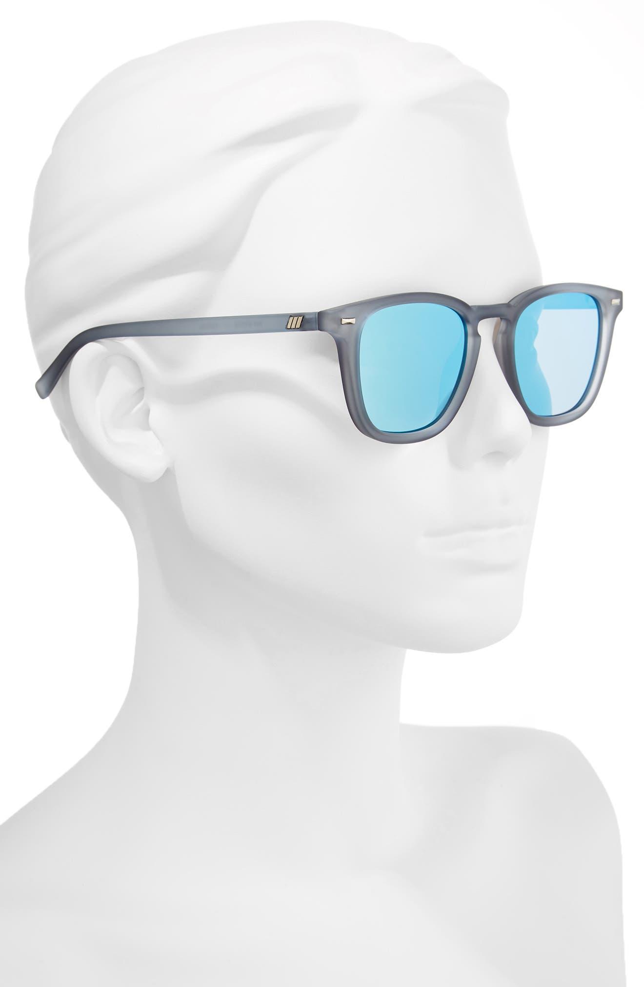 Alternate Image 2  - Le Specs No Biggie 45mm Sunglasses
