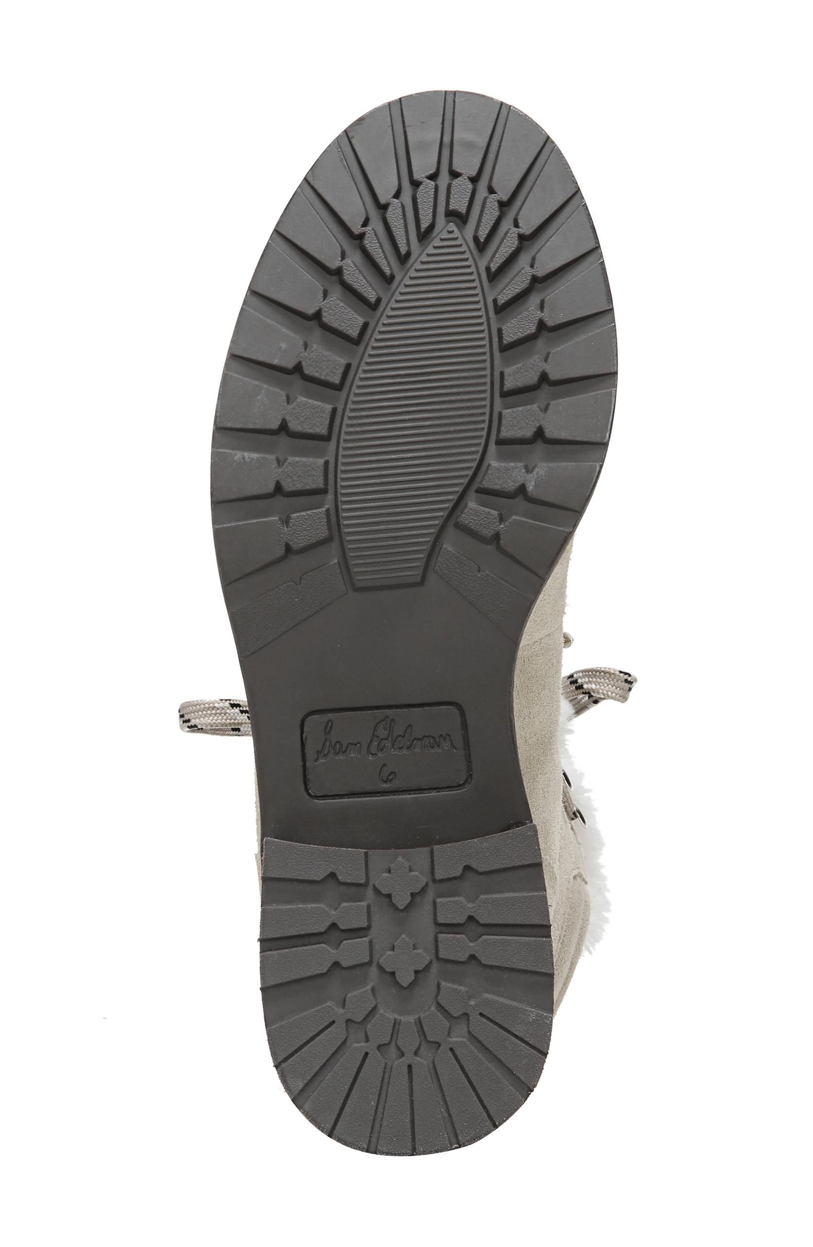 Alternate Image 6  - Sam Edelman Darrah 2 Faux Fur Trim Boot (Women)