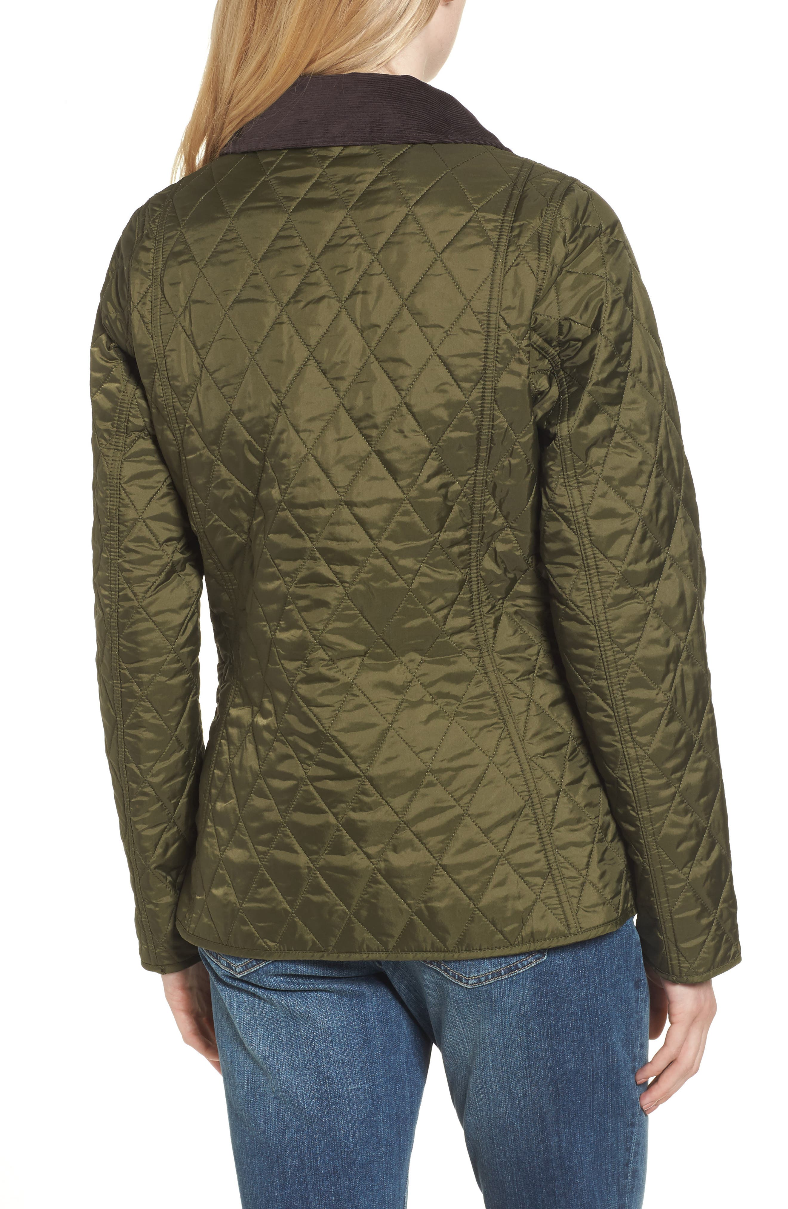 Alternate Image 2  - Barbour Annandale Quilted Jacket