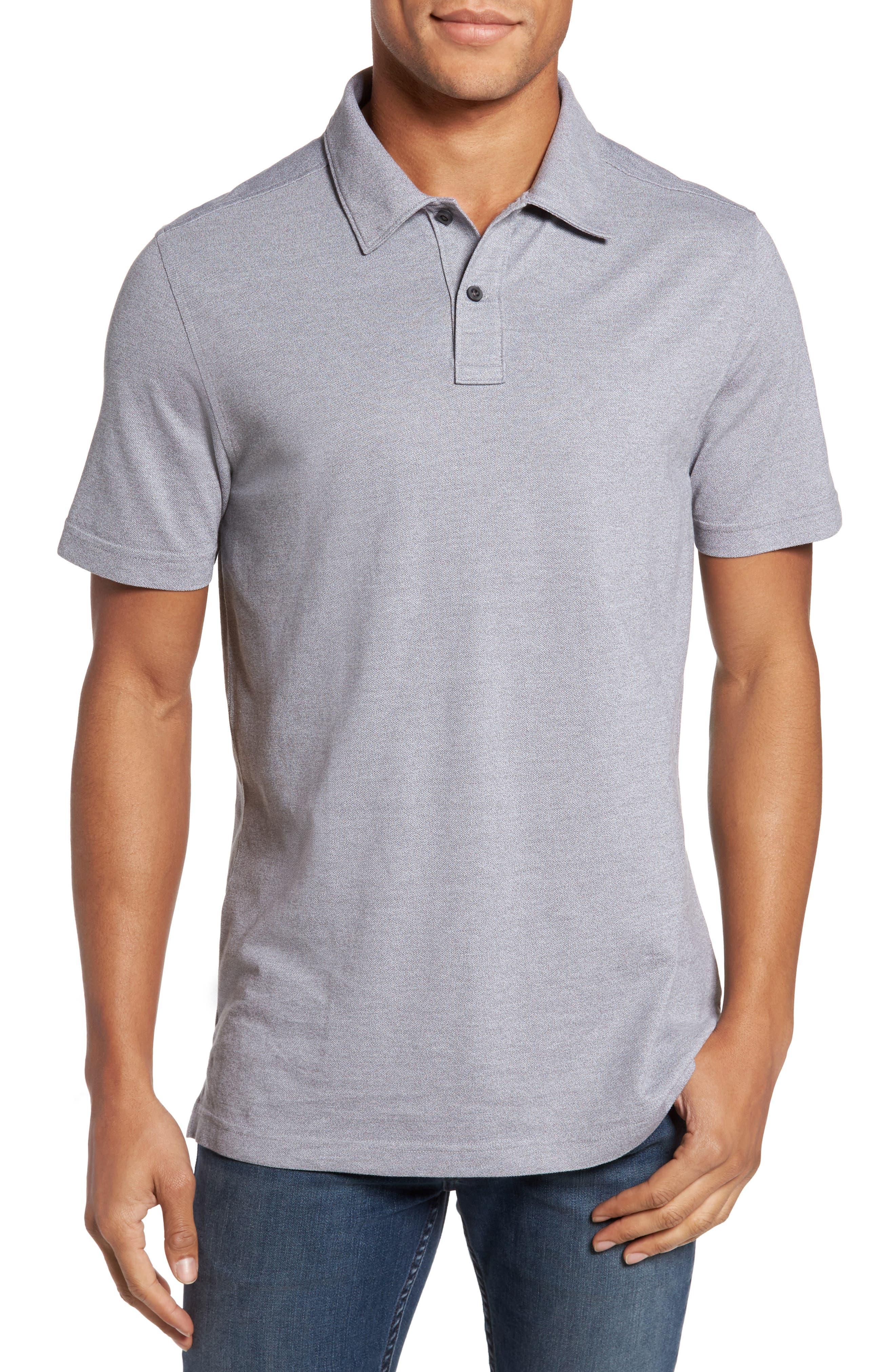 Main Image - Nordstrom Men's Shop Regular Fit Polo