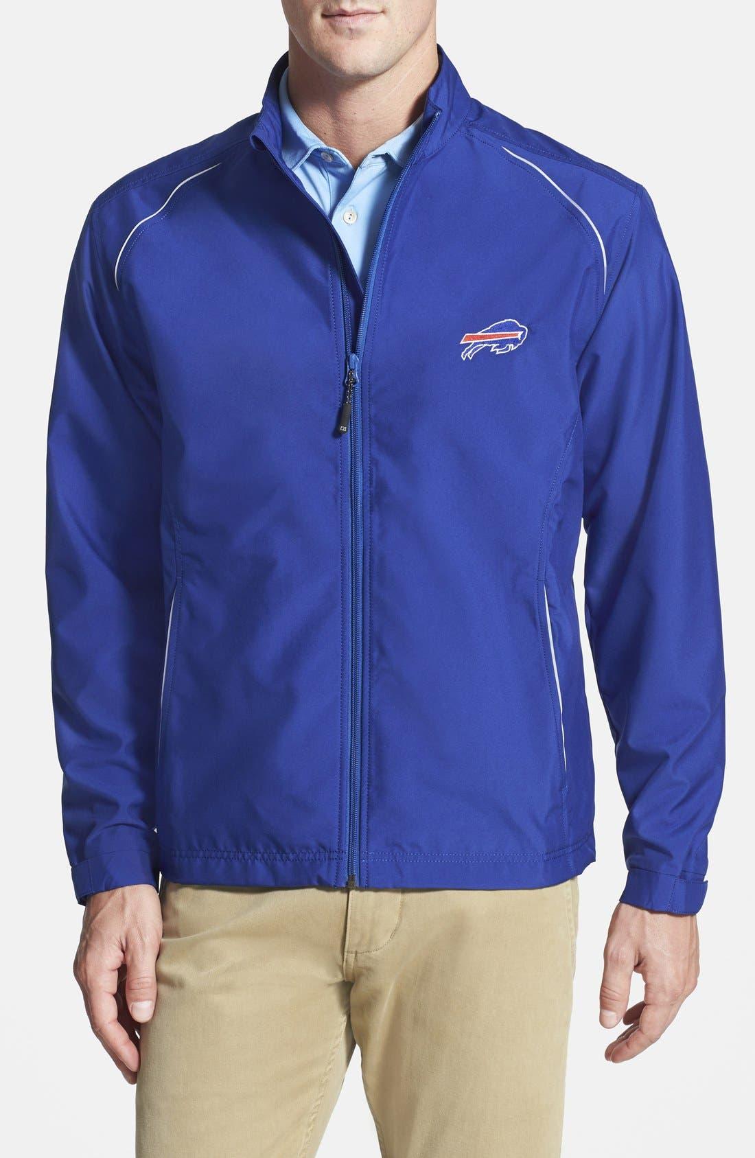Cutter & Buck Buffalo Bills - Beacon WeatherTec Wind & Water Resistant Jacket