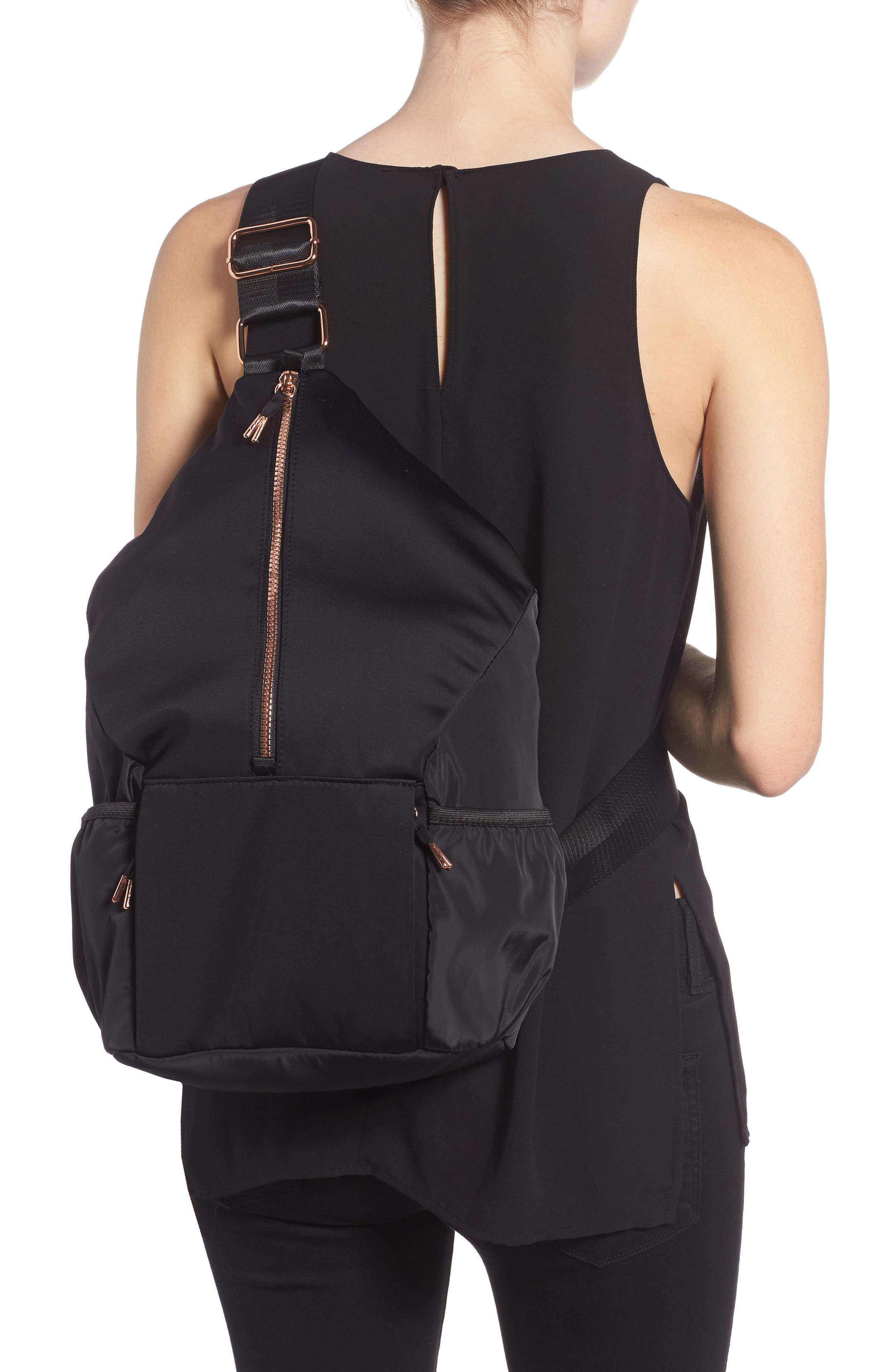Alternate Image 2  - Zella Studio Sling Backpack