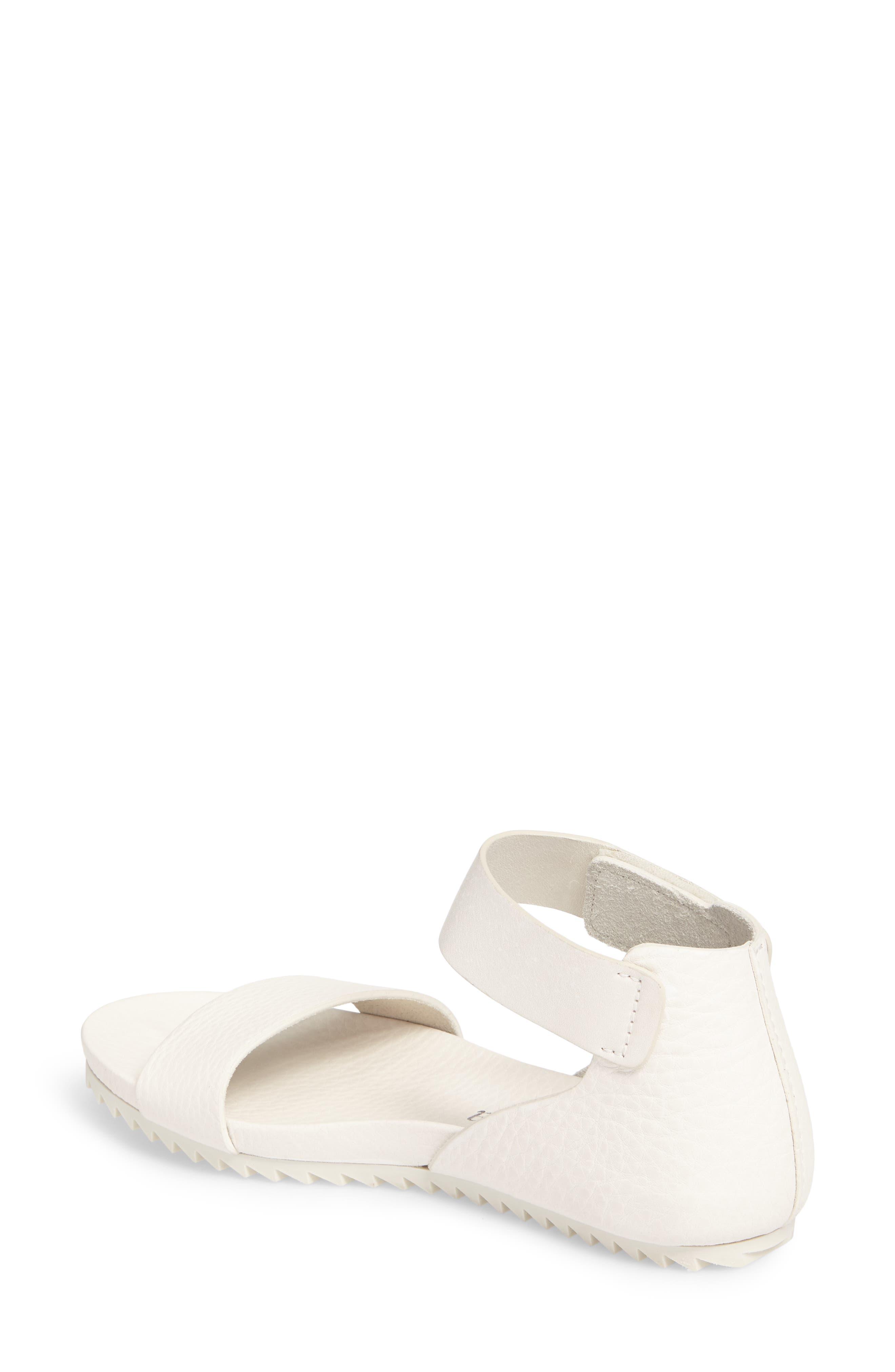 Jalila Ankle Strap Sandal,                             Alternate thumbnail 5, color,                             Chalk Cervo