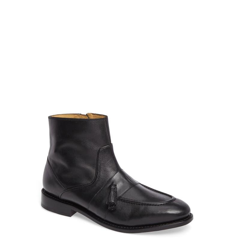 Sidney Zip Boot