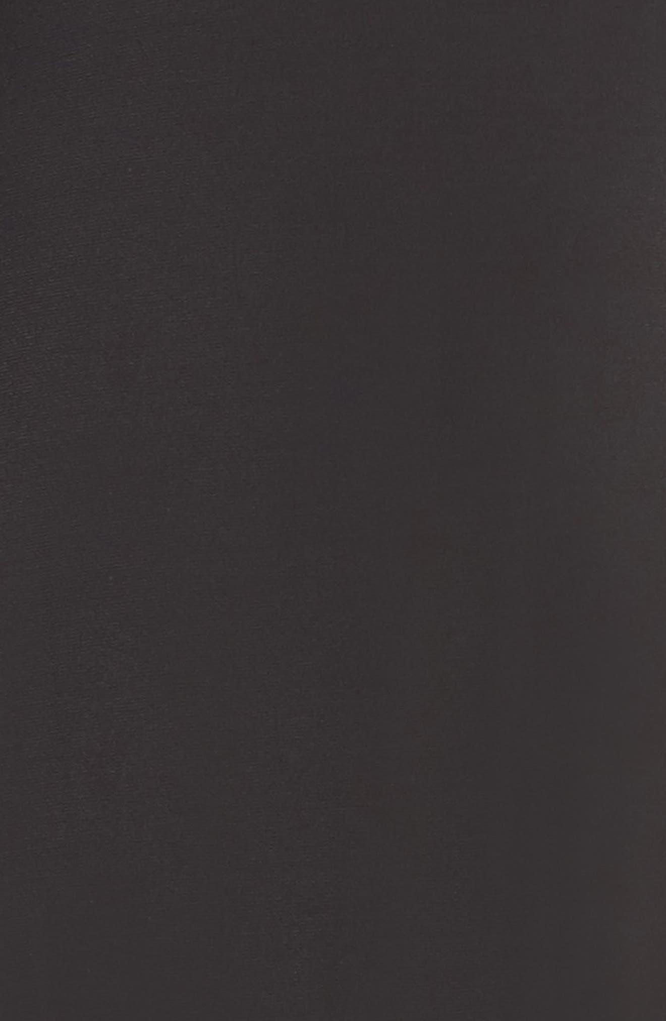 Alternate Image 5  - Eliza J Cold Shoulder Bodysuit