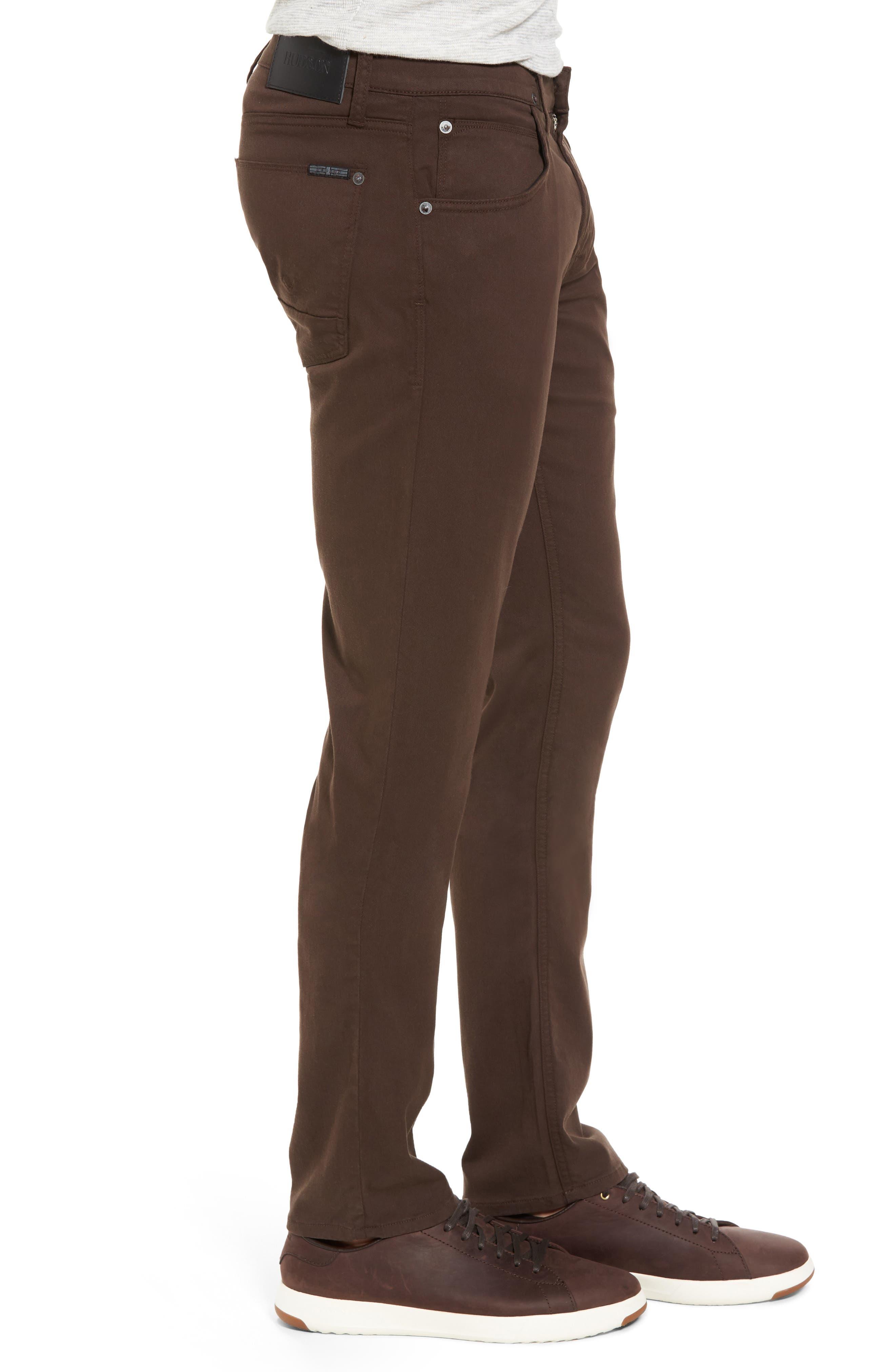 Alternate Image 3  - Hudson Jeans Blake Slim Fit Jeans (Brew)
