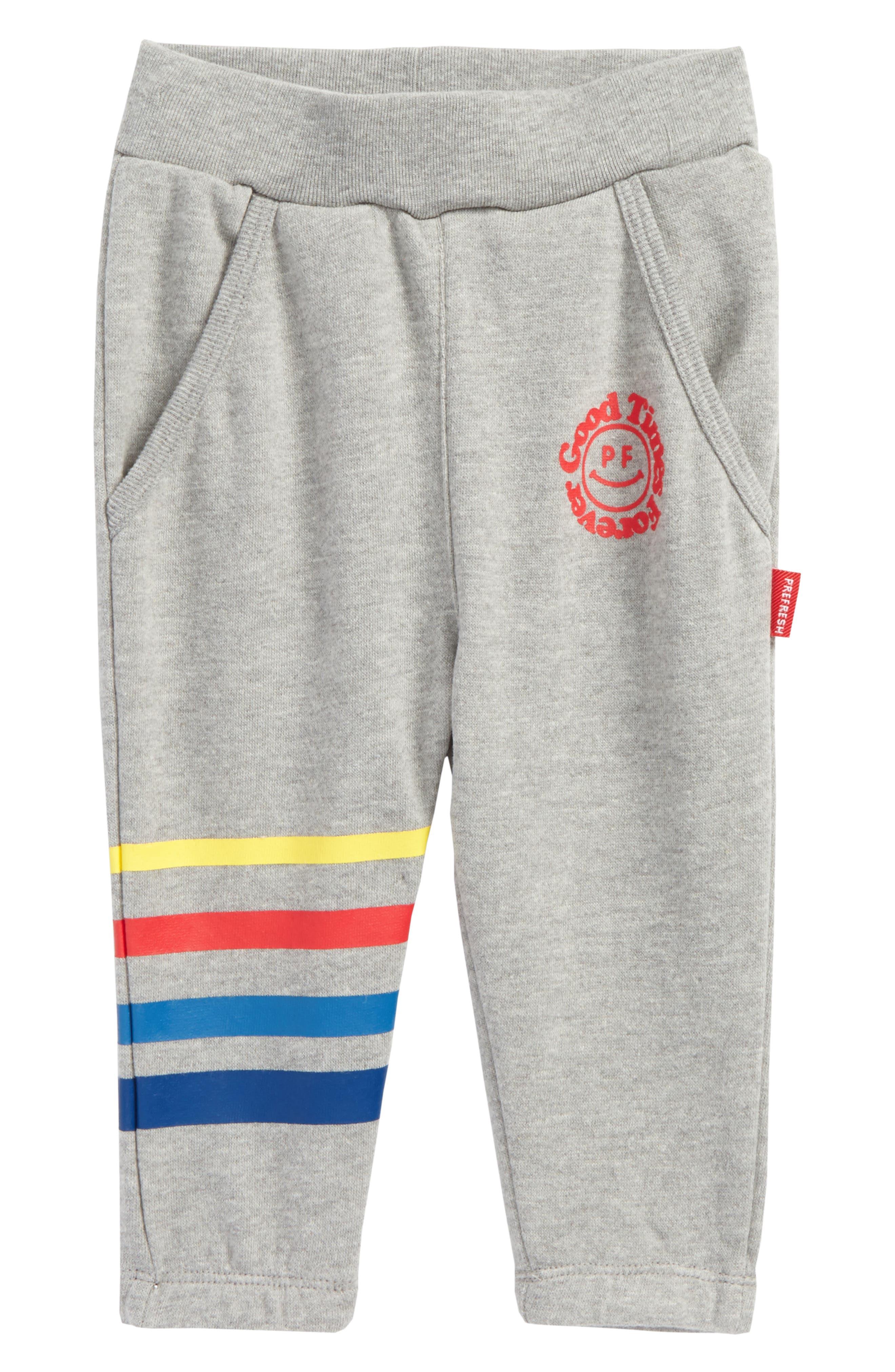 Good Times Jogger Pants,                         Main,                         color, Heather Grey