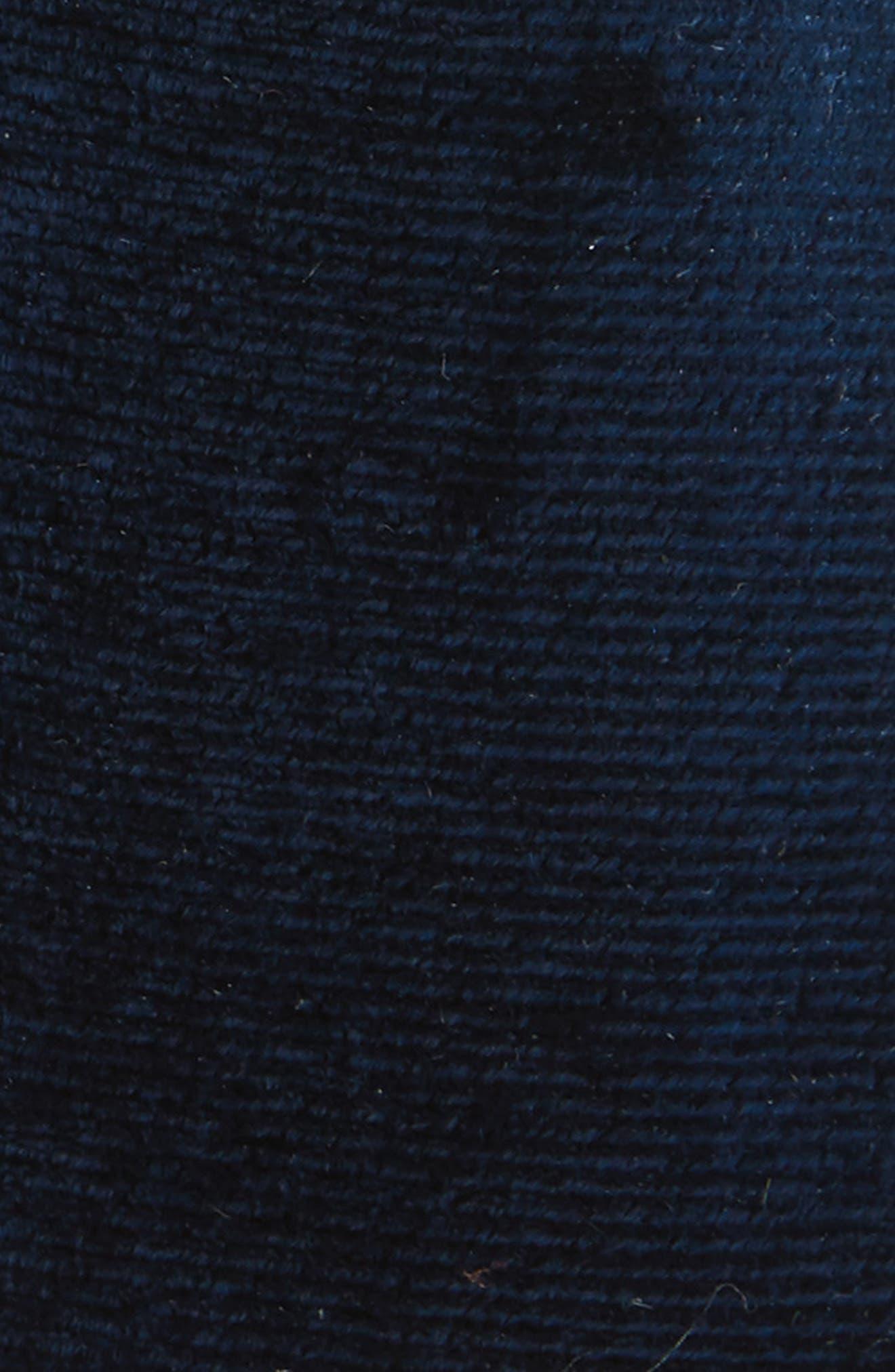 Alternate Image 2  - Cara Velvet Bow Headband