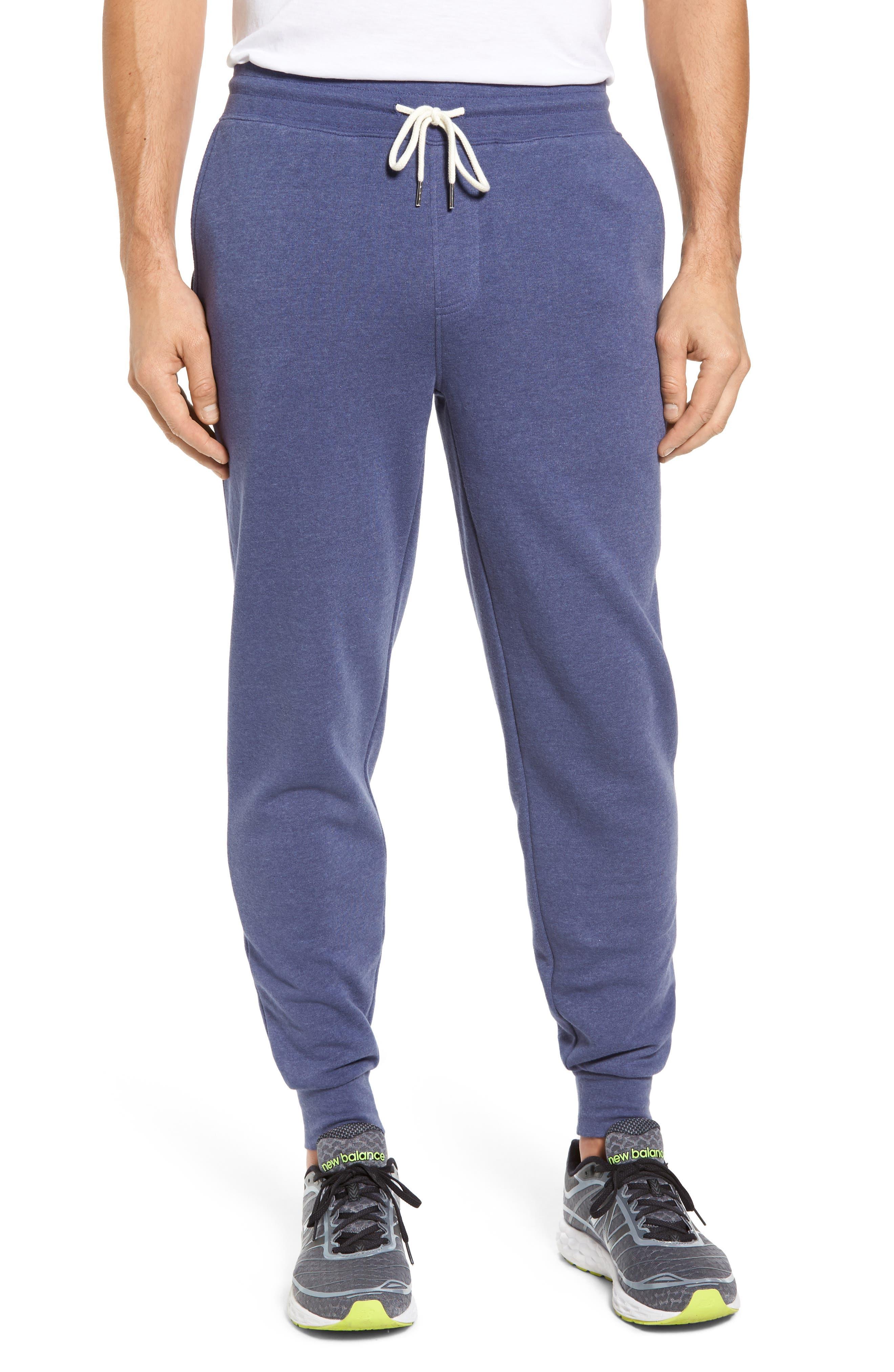 Jogger Pants,                         Main,                         color, Navy Crown
