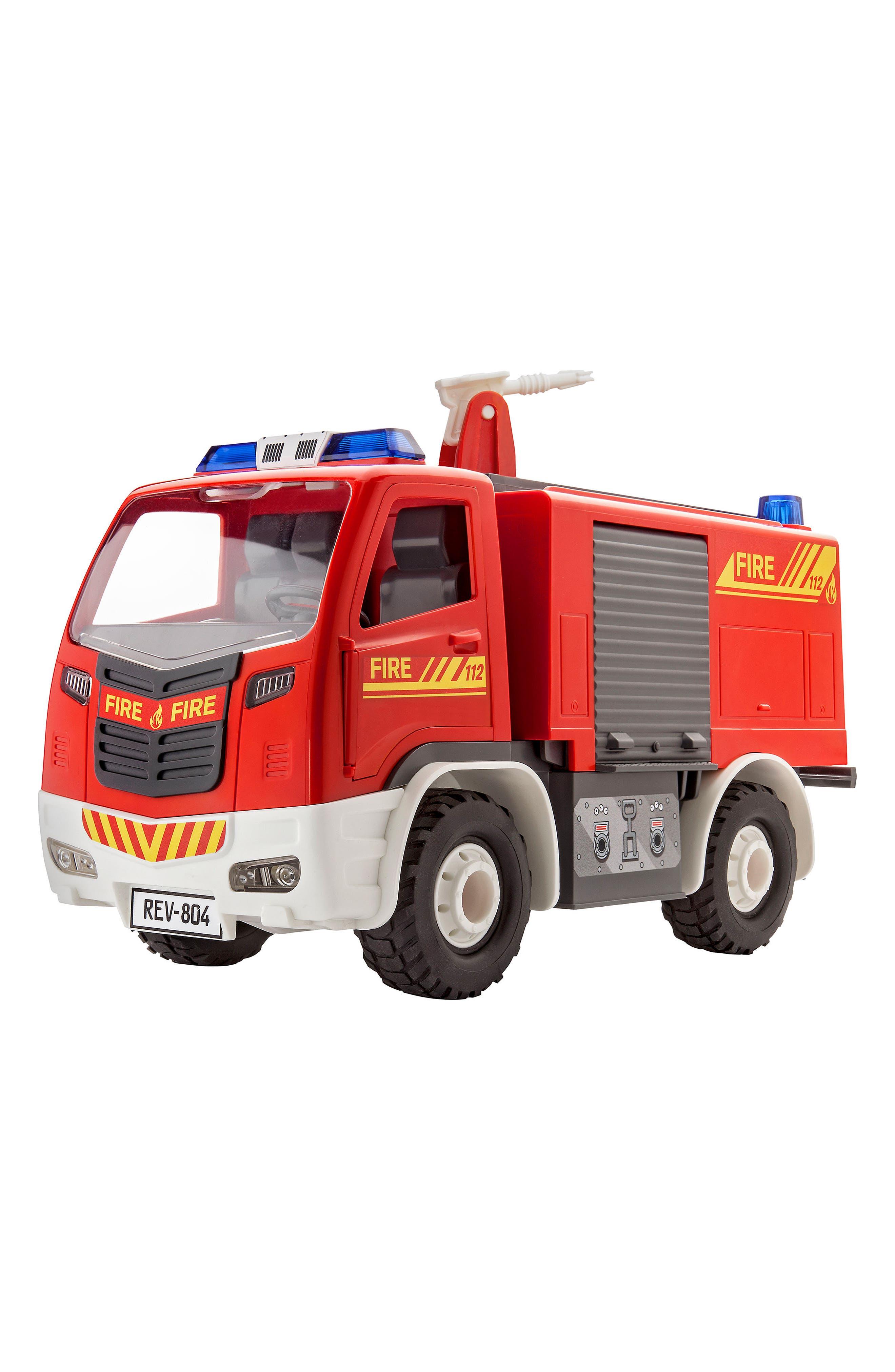 Revell Junior 41-Piece Fire Truck Kit