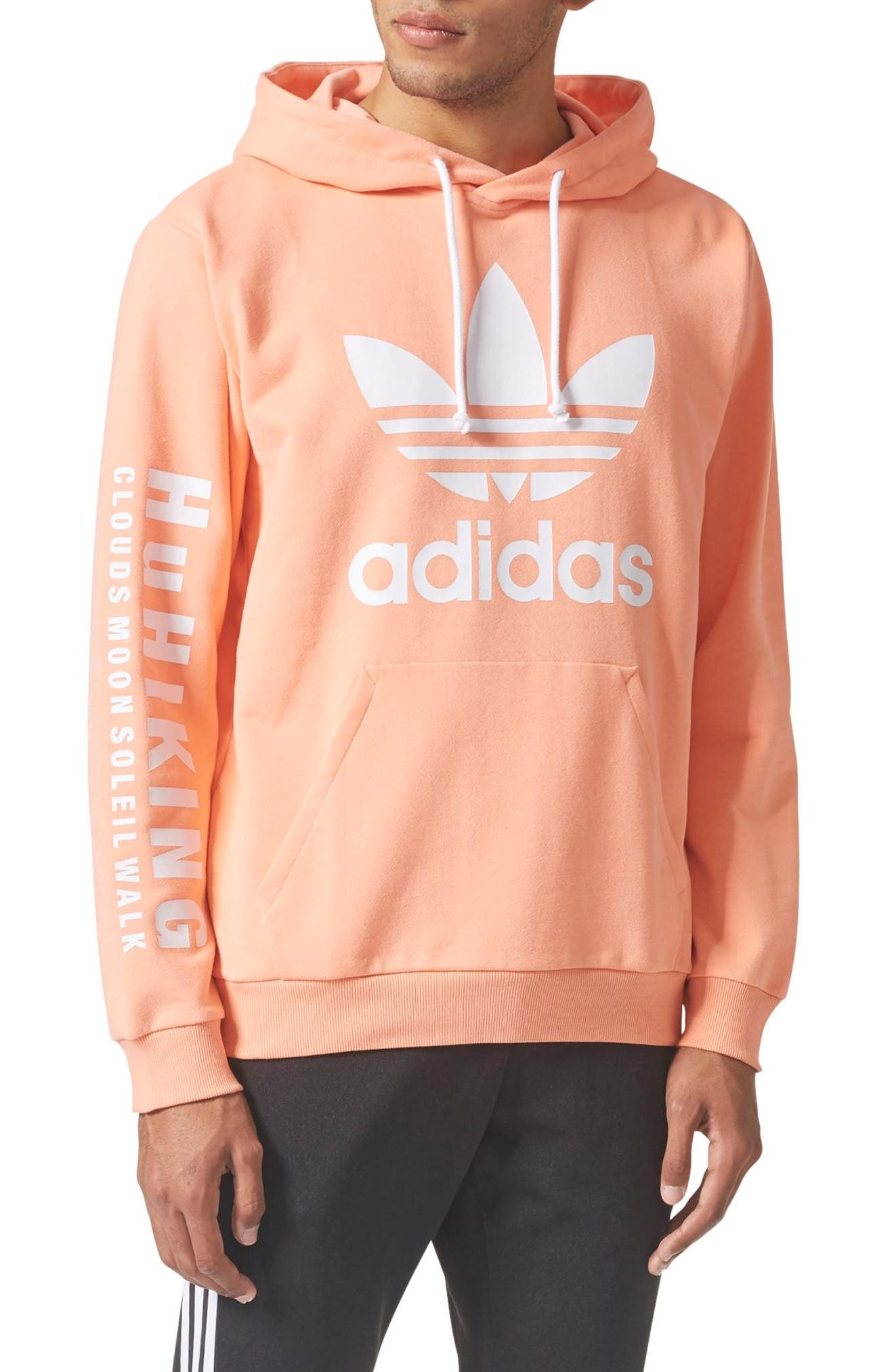 adidas Originals Pharrell Williams Hu Hiking Hooded Sweatshirt
