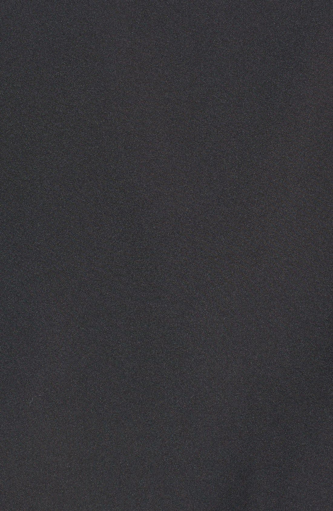 New Orleans Saints - Beacon WeatherTec Wind & Water Resistant Jacket,                             Alternate thumbnail 3, color,                             Black