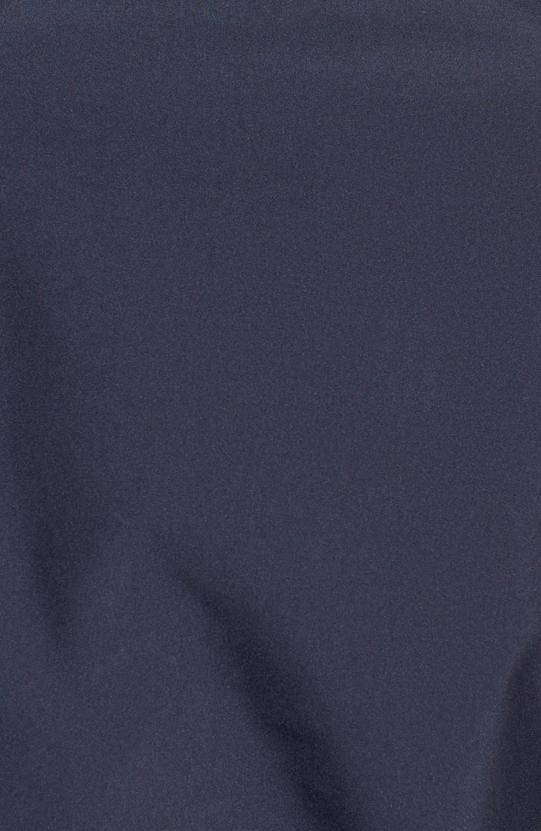 Denver Broncos - Beacon WeatherTec Wind & Water Resistant Jacket,                             Alternate thumbnail 3, color,                             Navy Blue