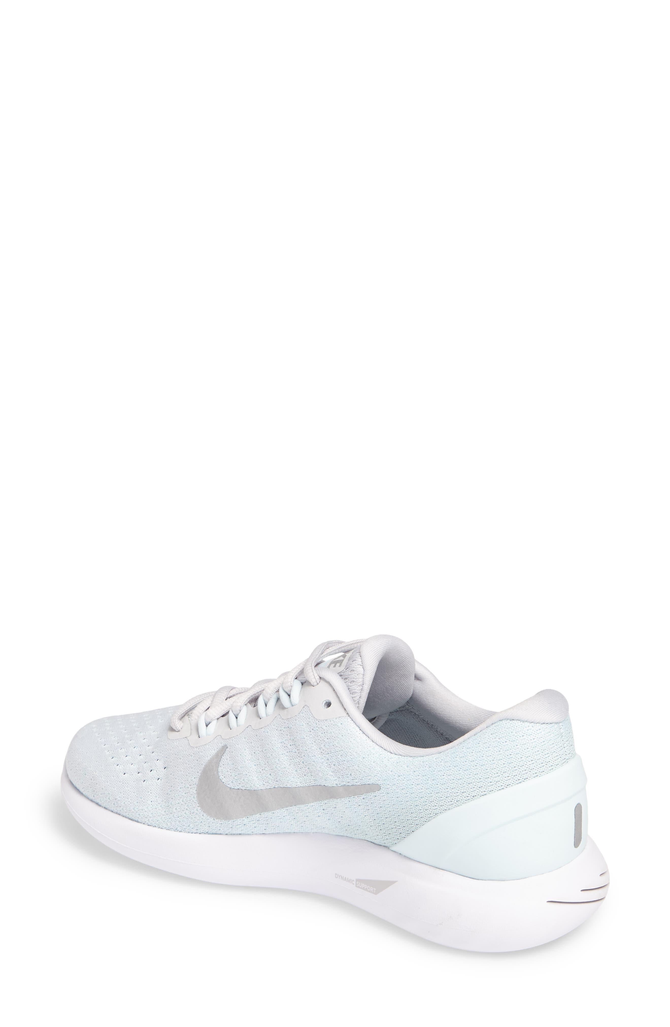 Alternate Image 2  - Nike LunarGlide 9 Running Shoe (Women)
