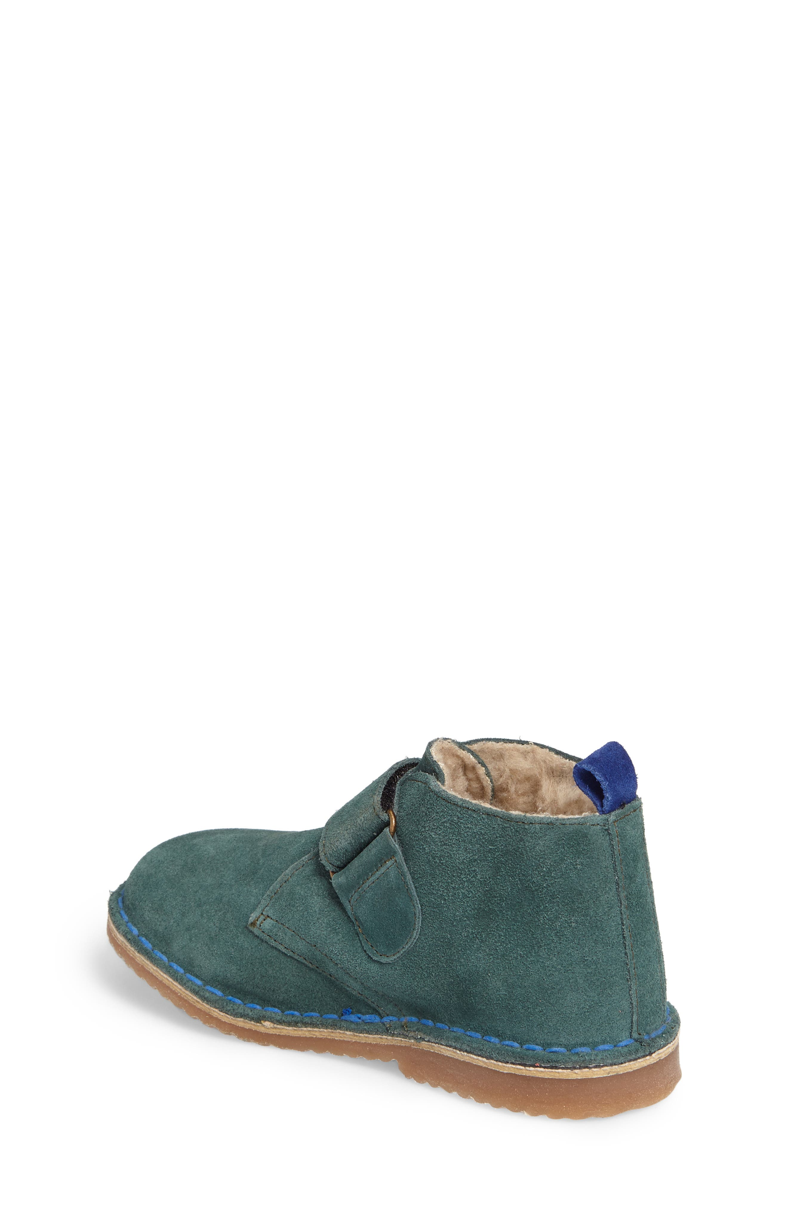 Alternate Image 2  - Mini Boden Faux Fur Desert Boot (Toddler, Little Kid & Big Kid)