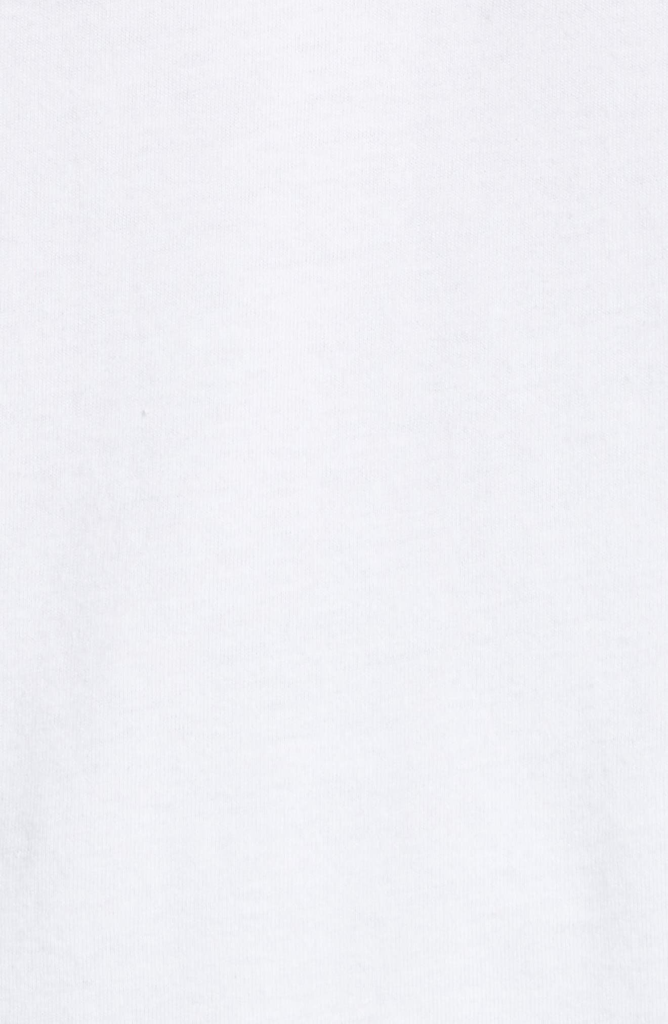 PSWL Graphic Jersey Tee,                             Alternate thumbnail 6, color,                             White