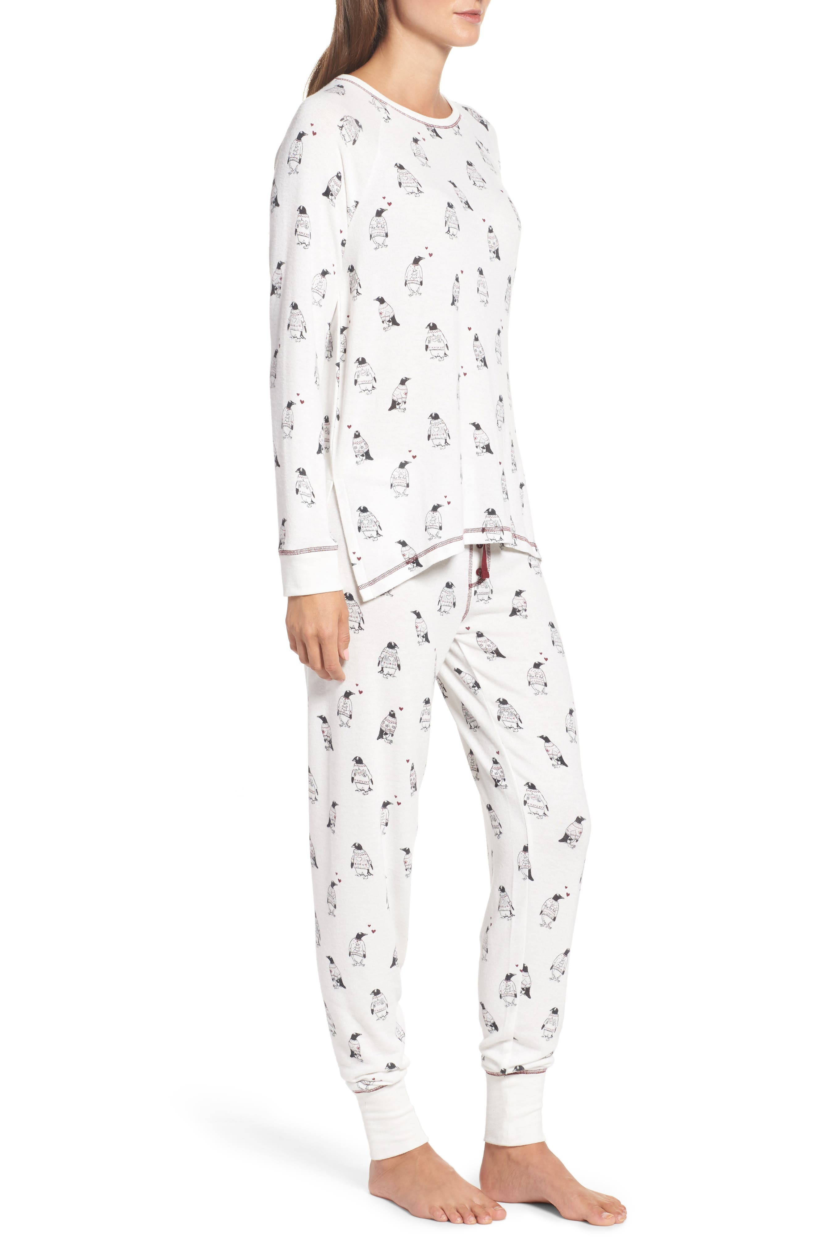 Alternate Image 3  - PJ Salvage Peachy Pajamas