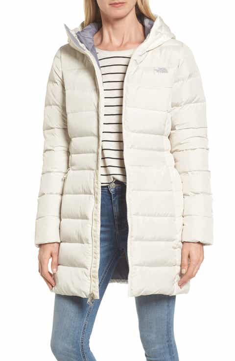 Women's White Coats & Jackets: Puffer & Down | Nordstrom