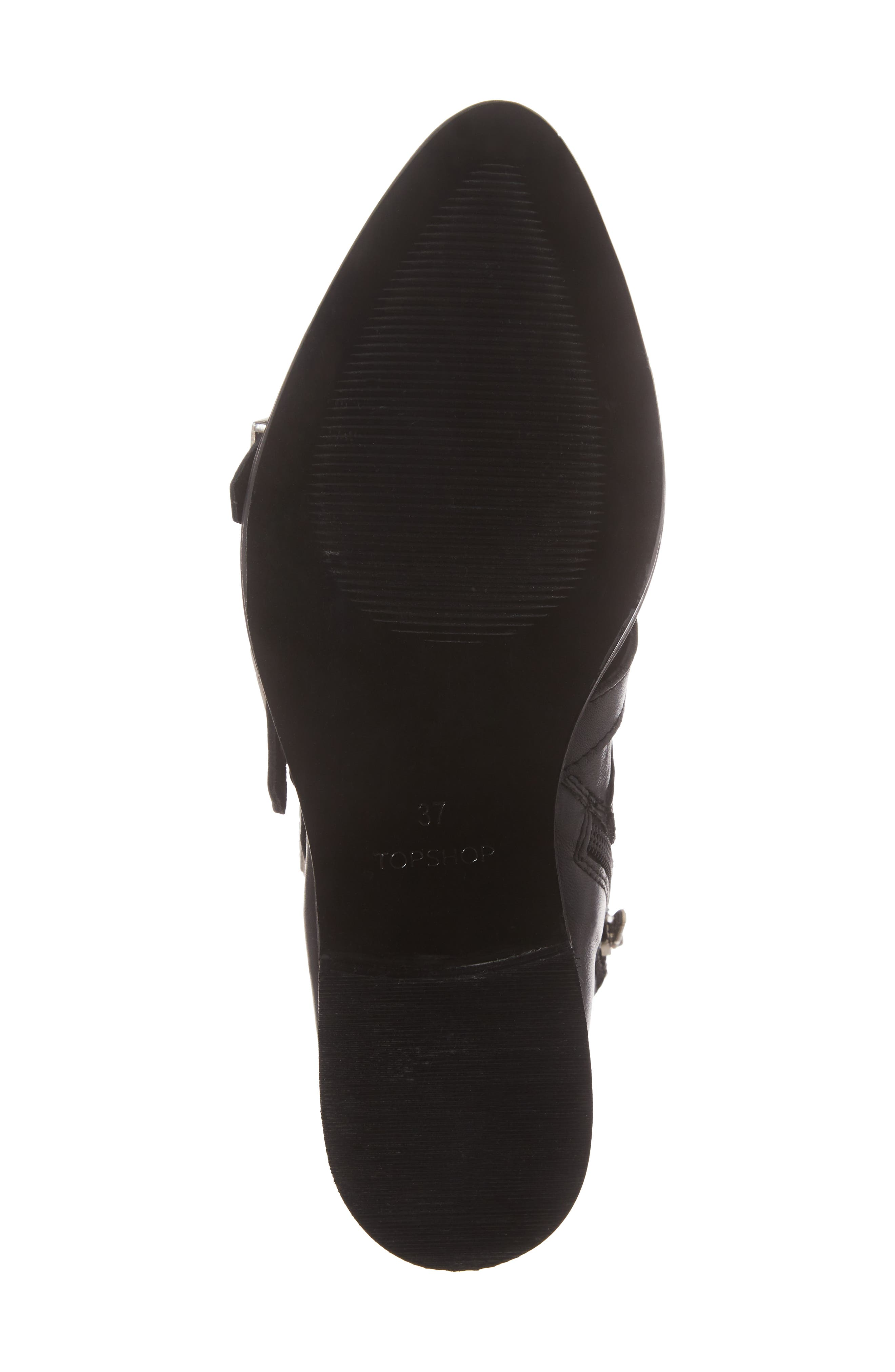 Alternate Image 6  - Topshop Andi Multi Buckle Boot (Women)