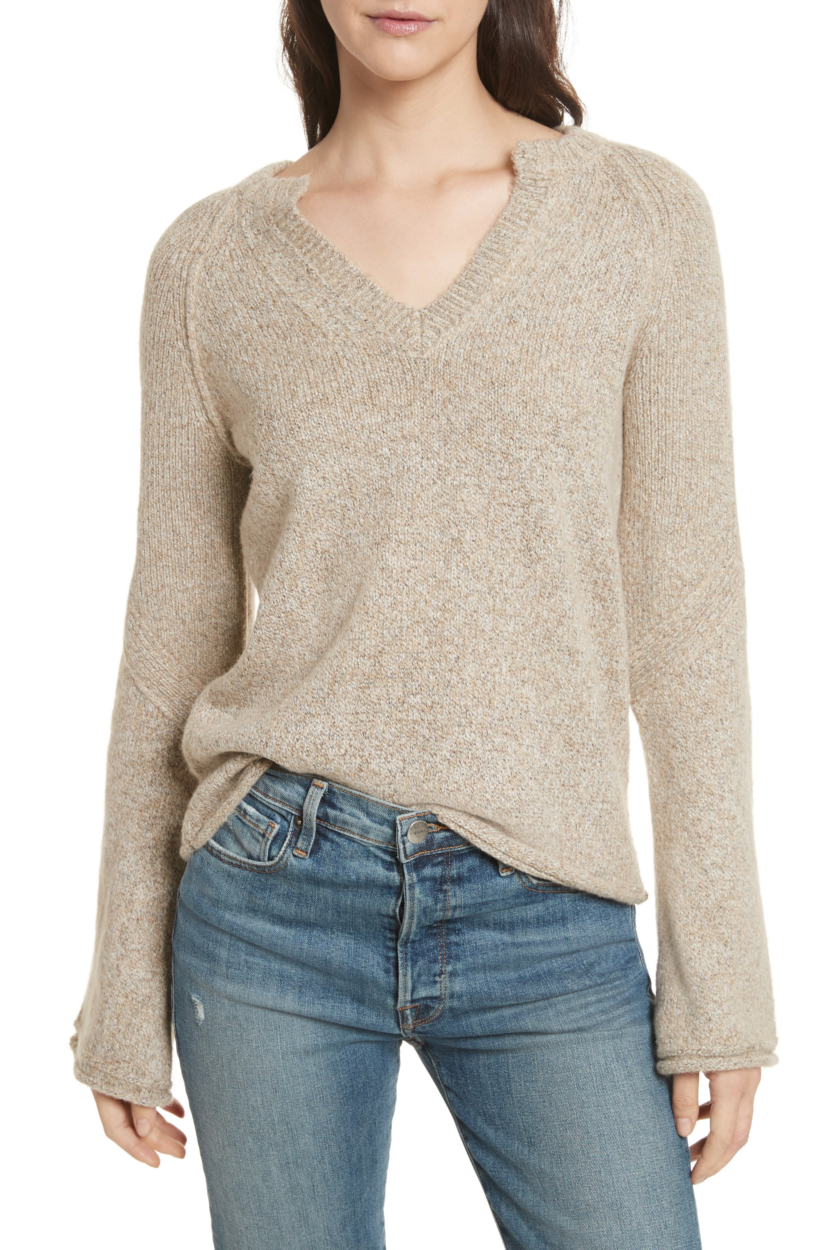 Alternate Image 1 Selected - Rebecca Minkoff Griffyn Sweater