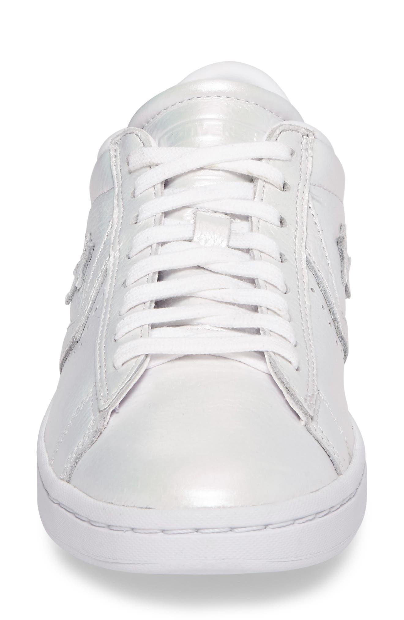 Alternate Image 4  - Converse Pro Leather LP Sneaker (Women)