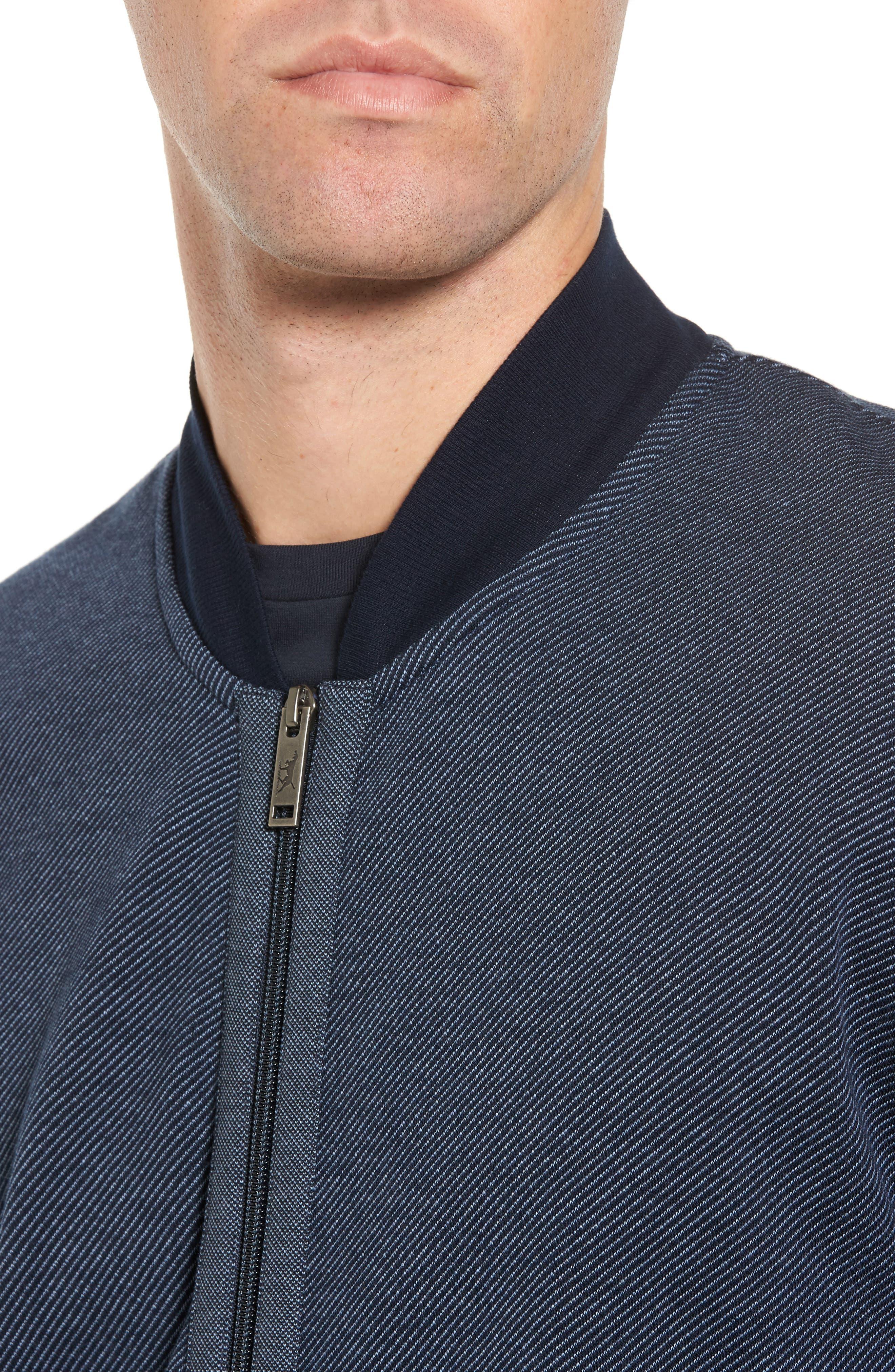 Alternate Image 4  - Rodd & Gunn Alderson Ave Fleece Jacket