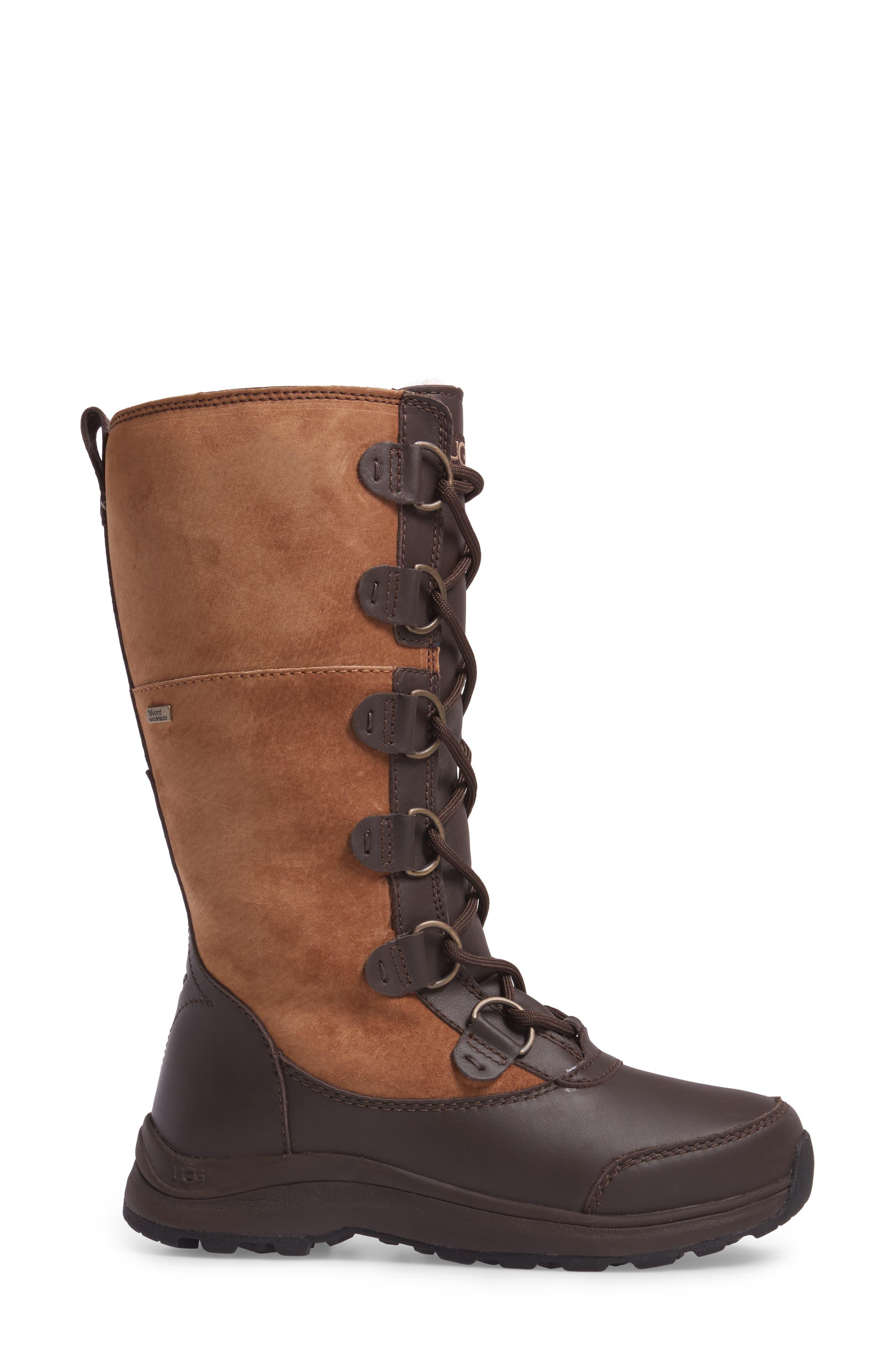 Alternate Image 3  - UGG® Atlason Waterproof Boot (Women)