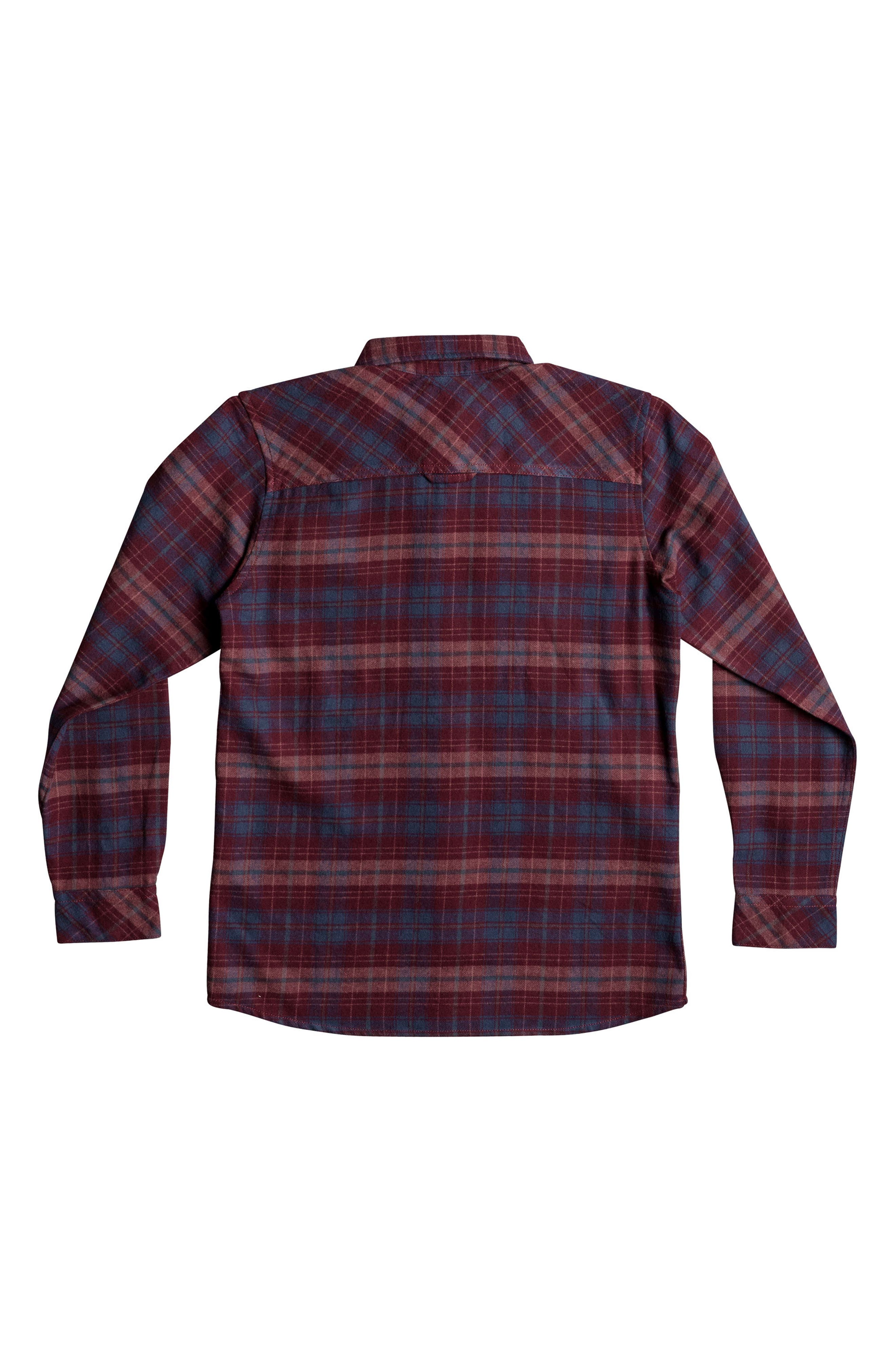 Fitzspeere Plaid Flannel Shirt,                             Alternate thumbnail 2, color,                             Winsdsor