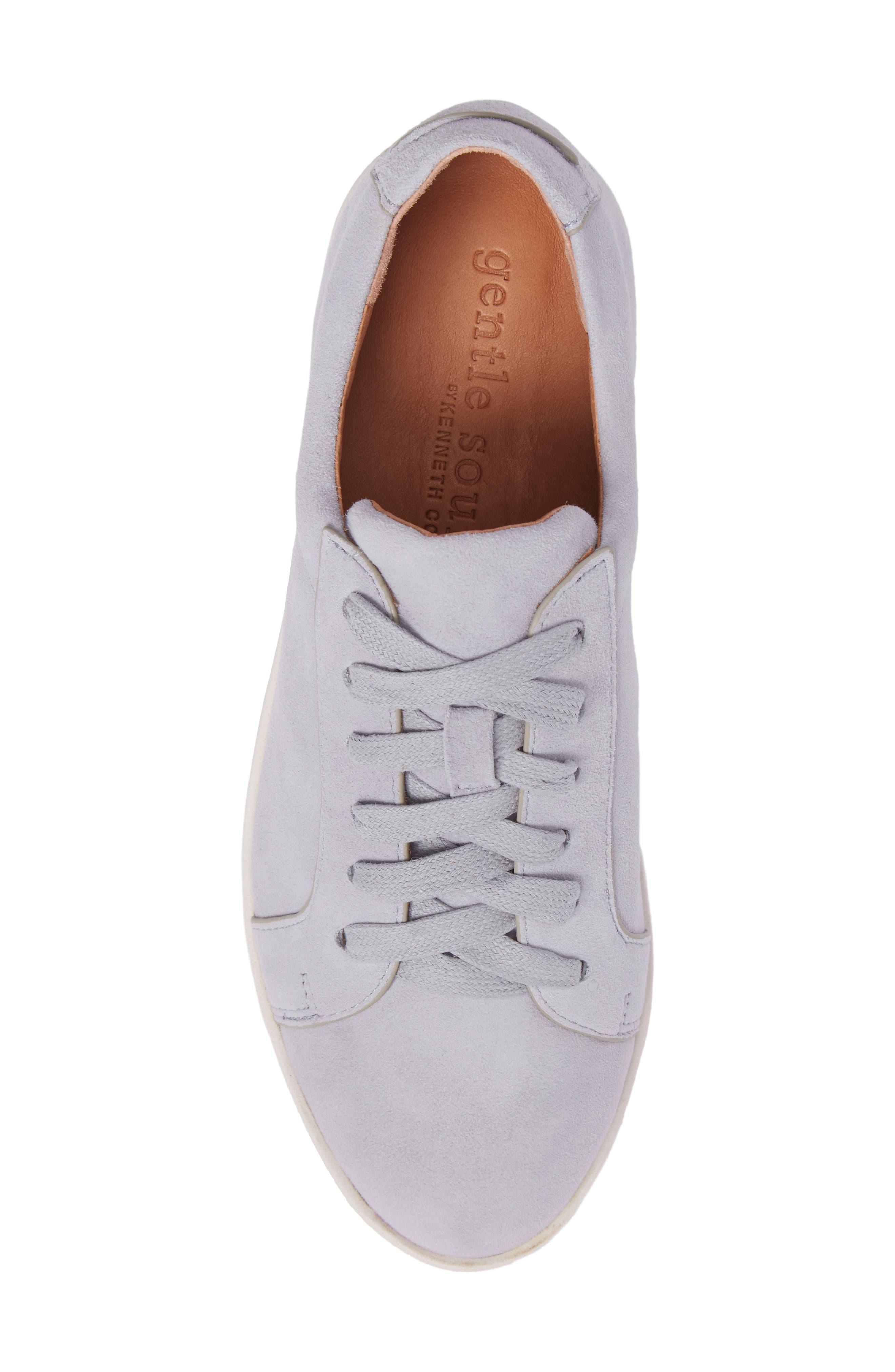 Alternate Image 5  - Gentle Souls Haddie Low Platform Sneaker (Women)