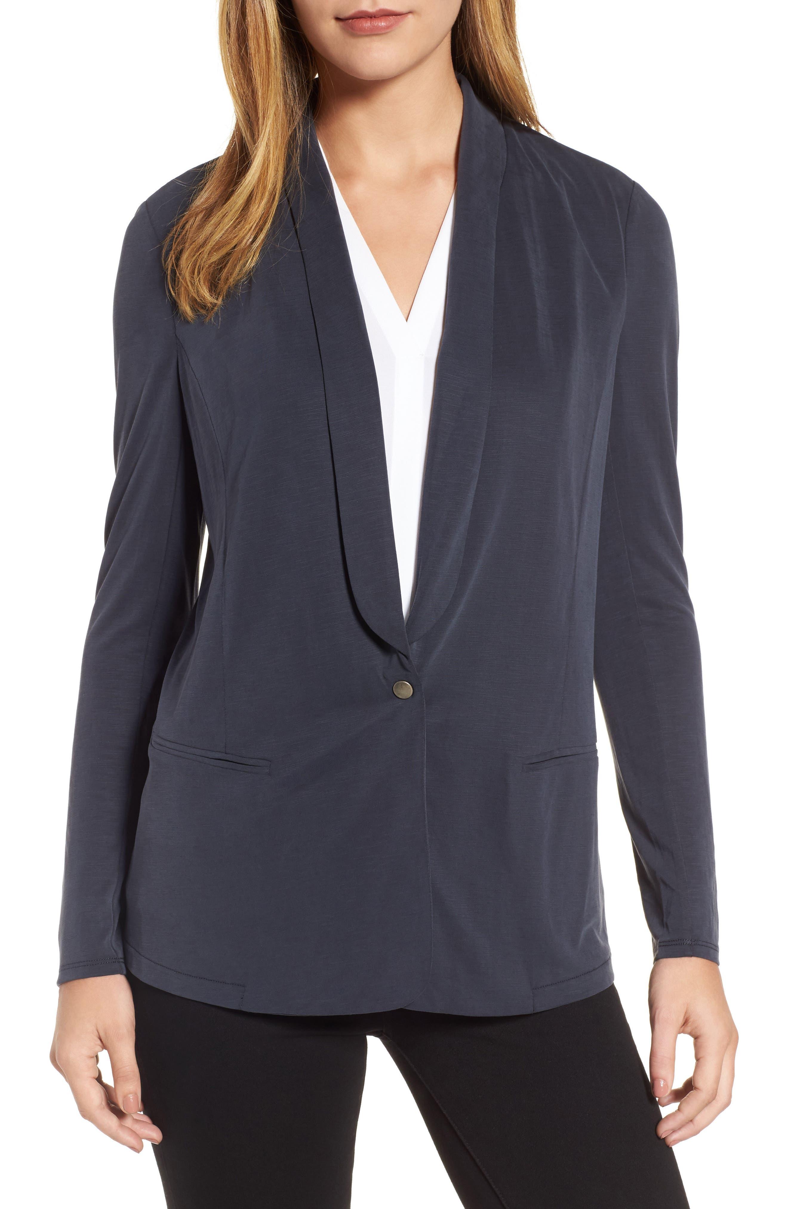 Seasonless Jacket,                         Main,                         color, Washed Midnight