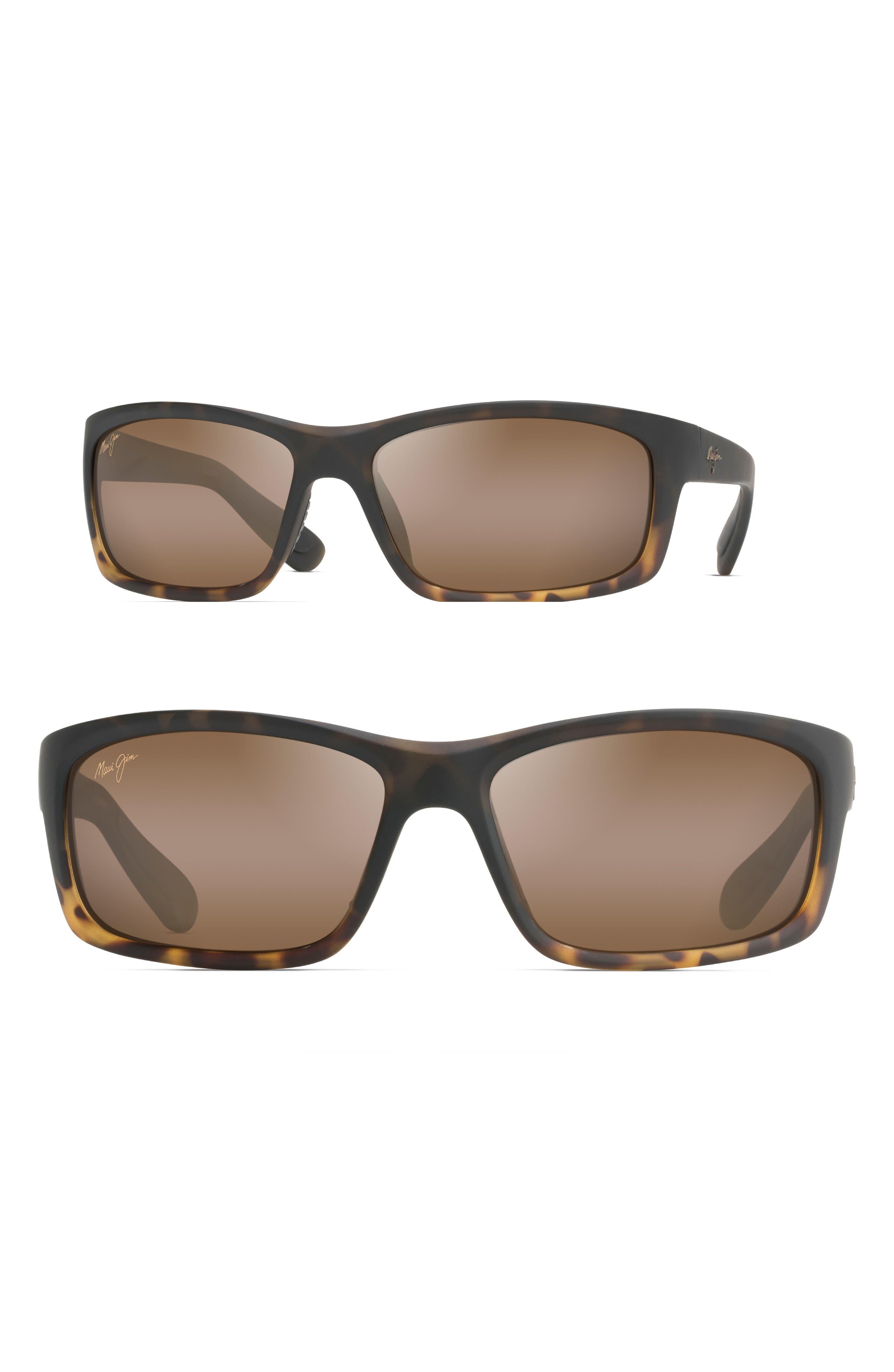 Main Image - Maui Jim Kanaio Coast 61mm PolarizedPlus2® Sunglasses