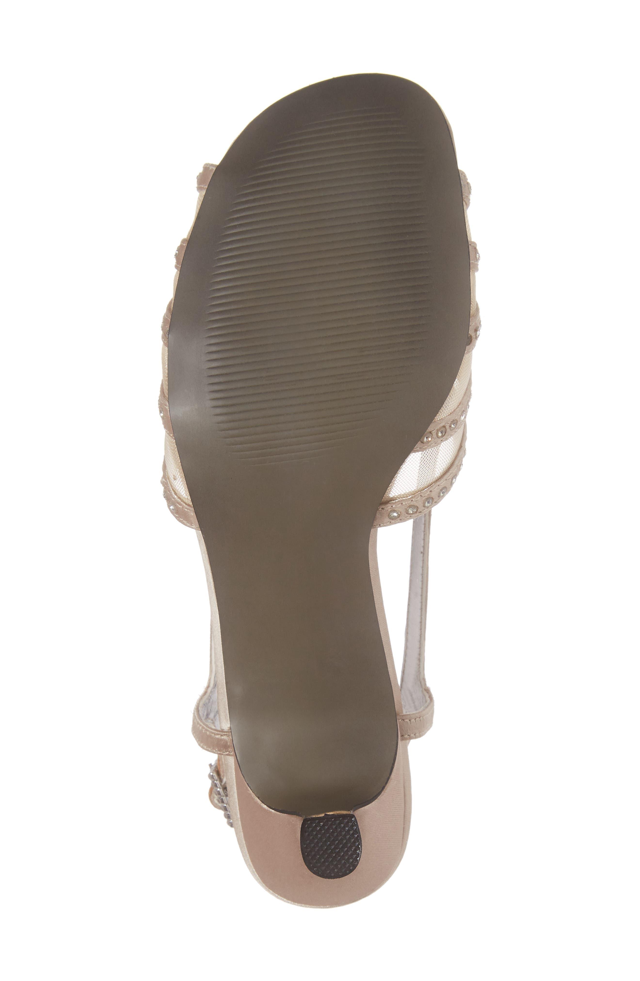 Alternate Image 6  - David Tate Sizzle Slingback Sandal (Women)