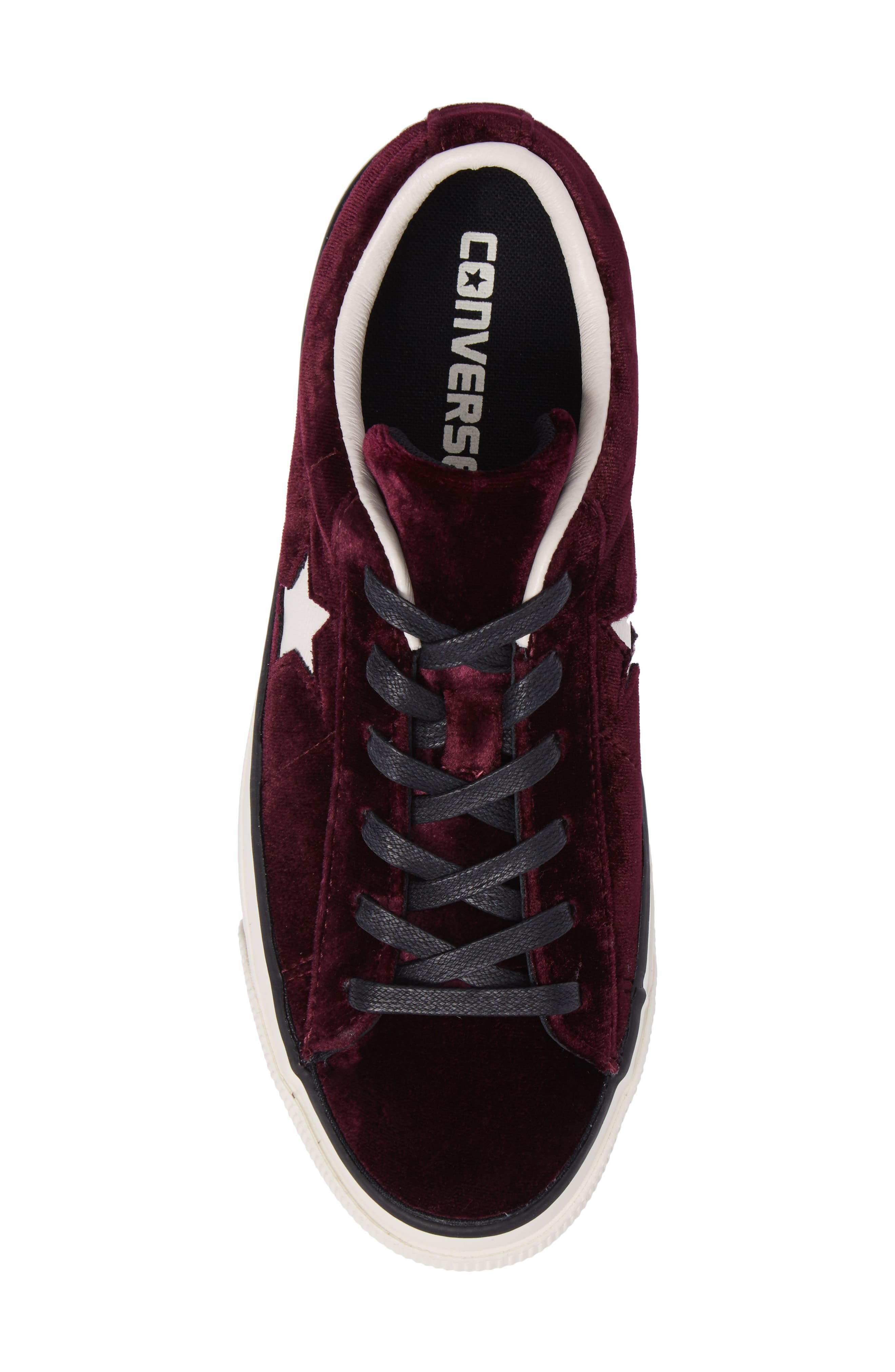 Alternate Image 5  - Converse Chuck Taylor® One Star Platform Sneaker (Women)