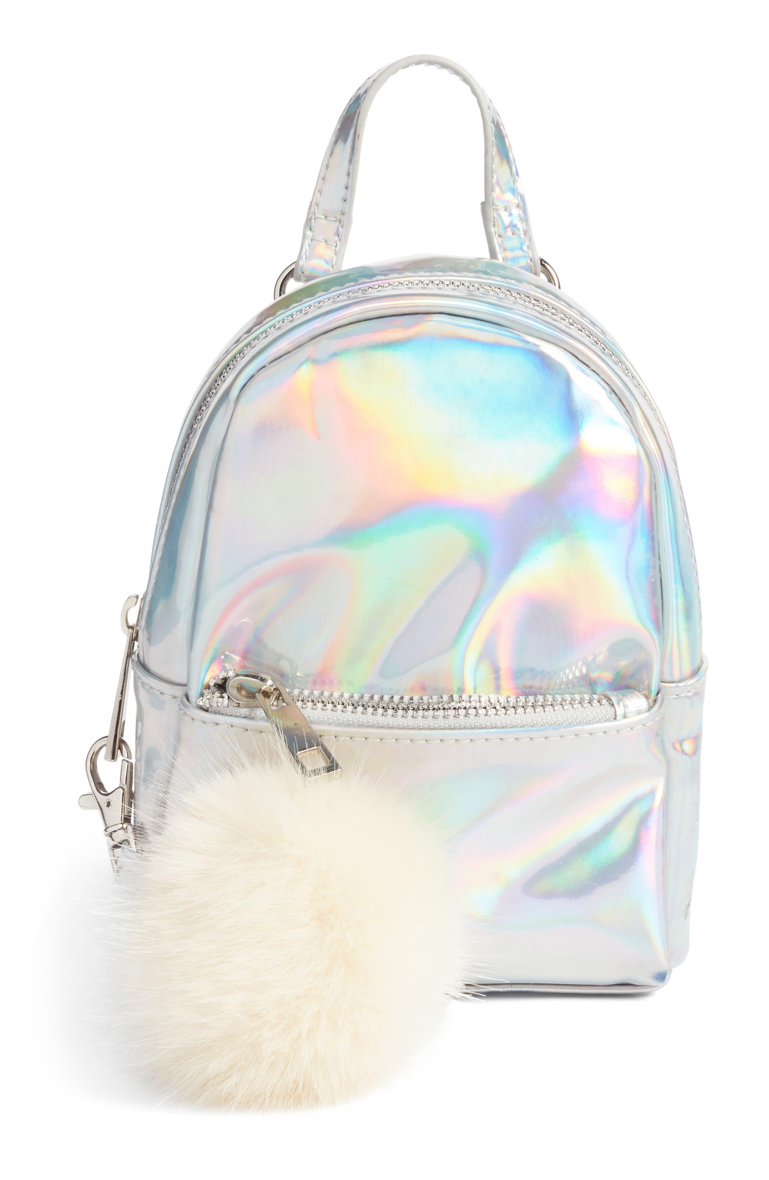 BP. Mini Backpack Crossbody Bag