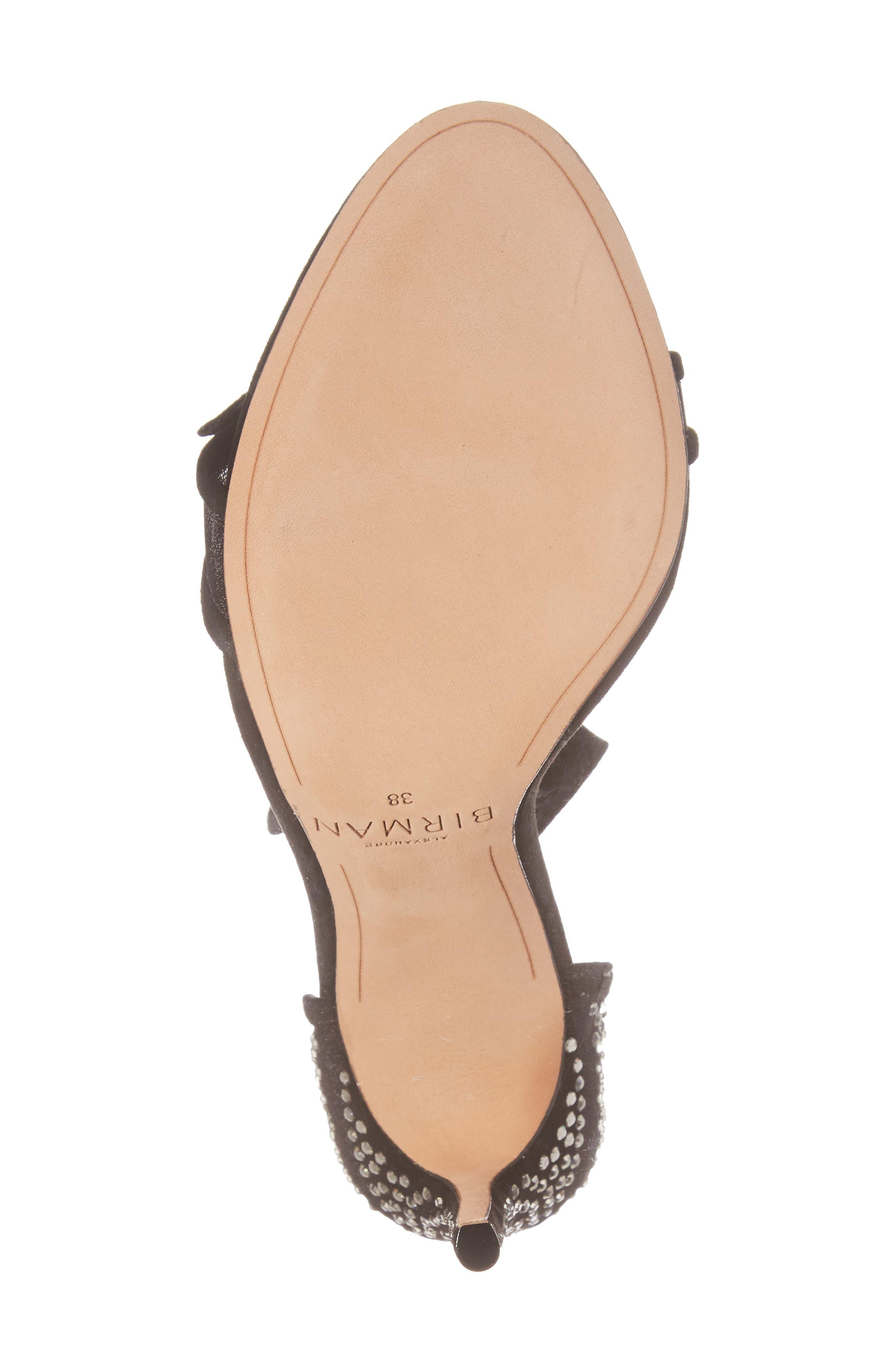 Alternate Image 6  - Alexandre Birman Clarita Stars Sandal (Women)