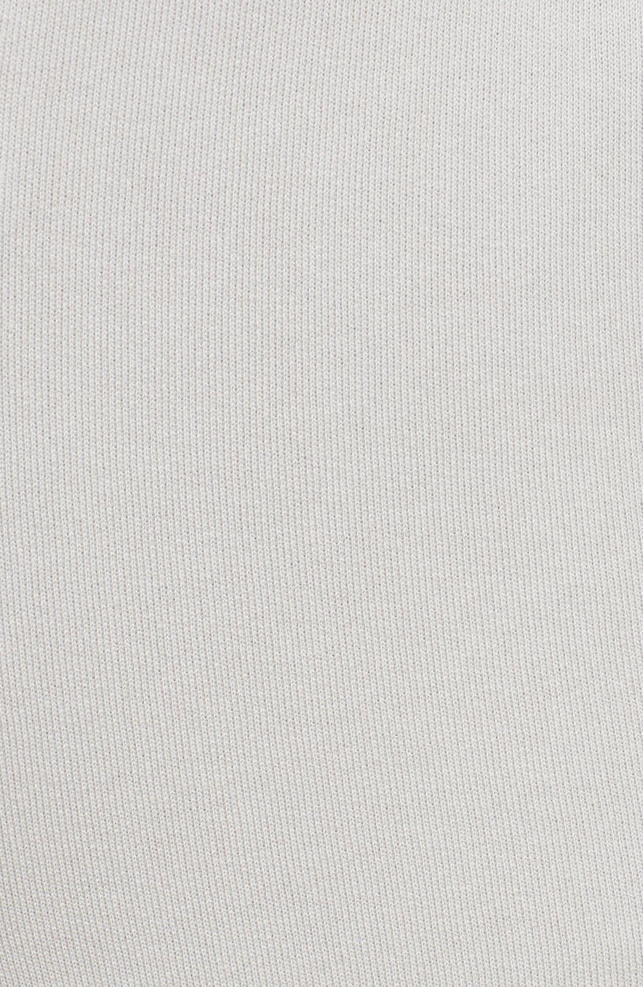 Alternate Image 5  - Frank & Eileen Tee Lab Fleece Knit Gauchos