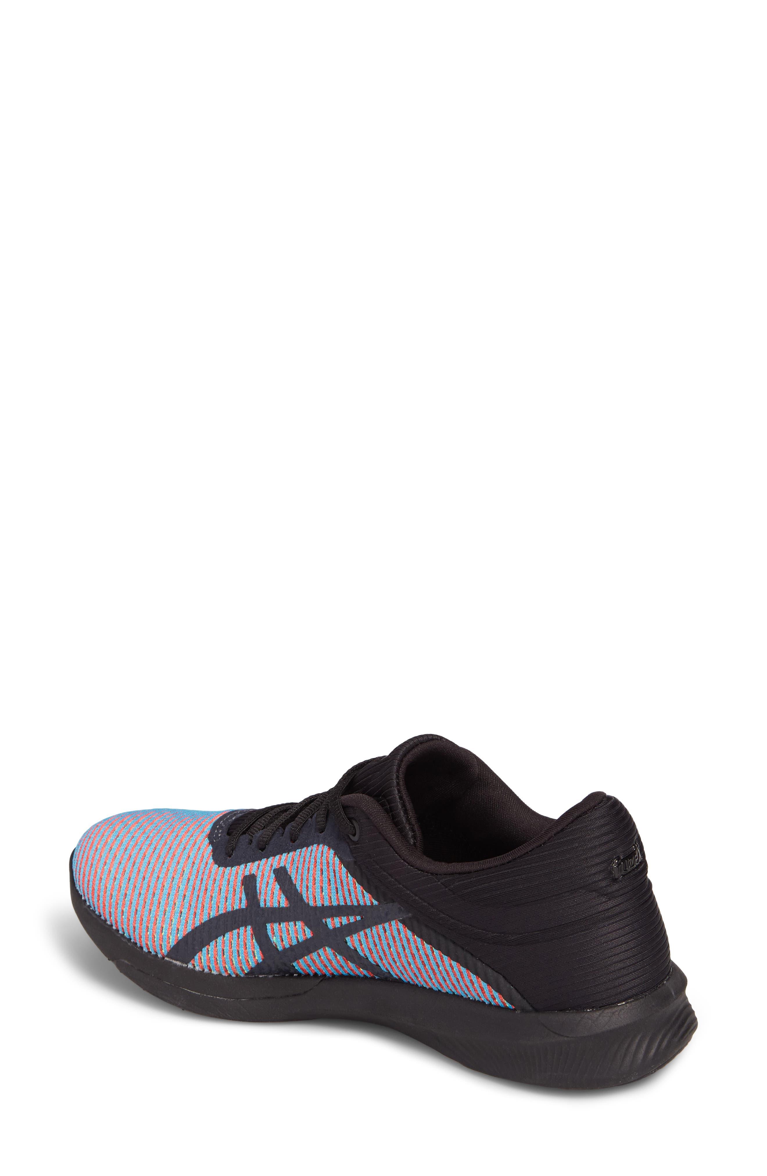 fuseX<sup>™</sup> Rush CM Running Shoe,                             Alternate thumbnail 2, color,                             Aquarium/ Phantom