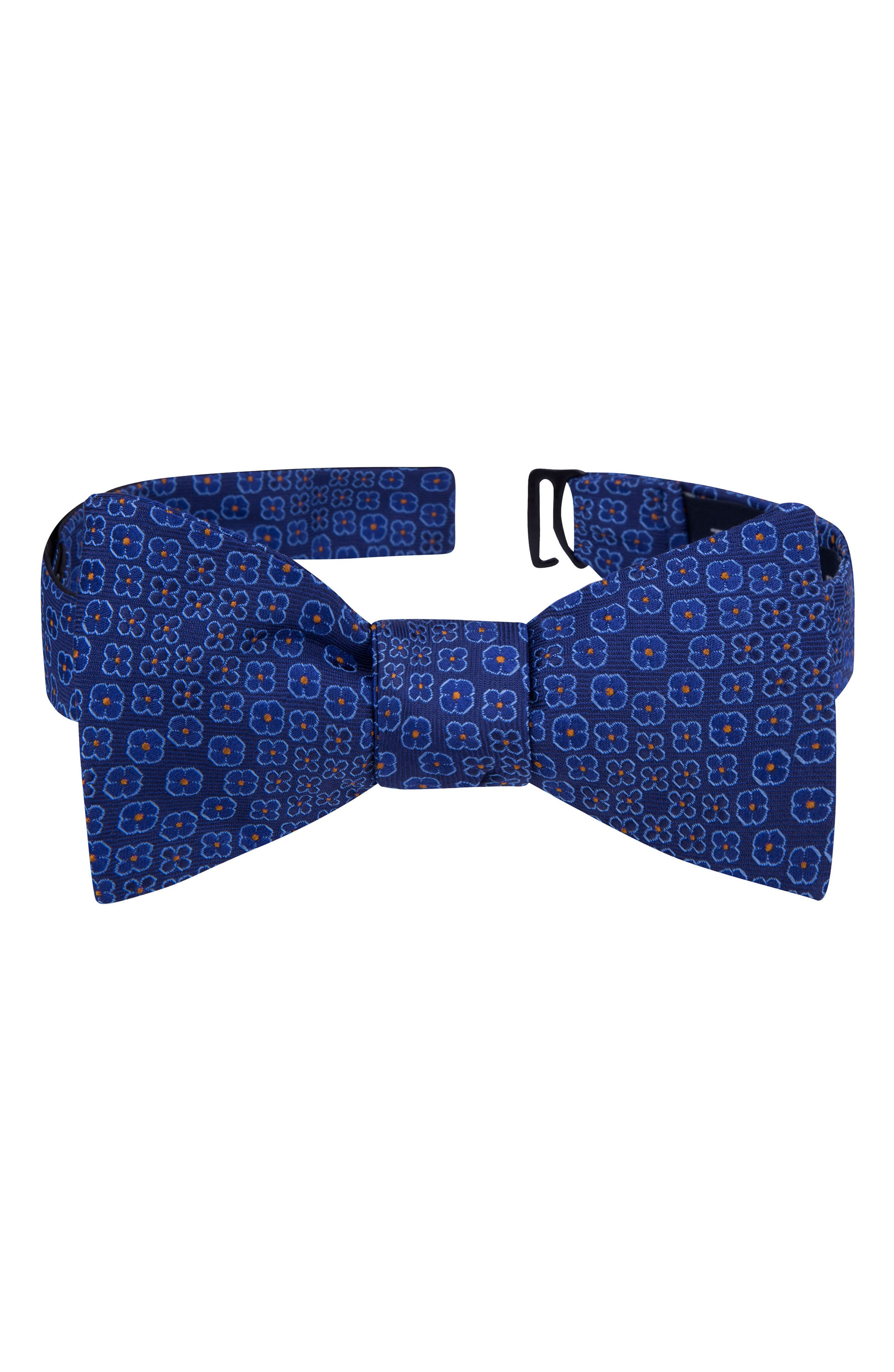Alternate Image 1 Selected - Ted Baker London Ideal Botanical Silk Bow Tie