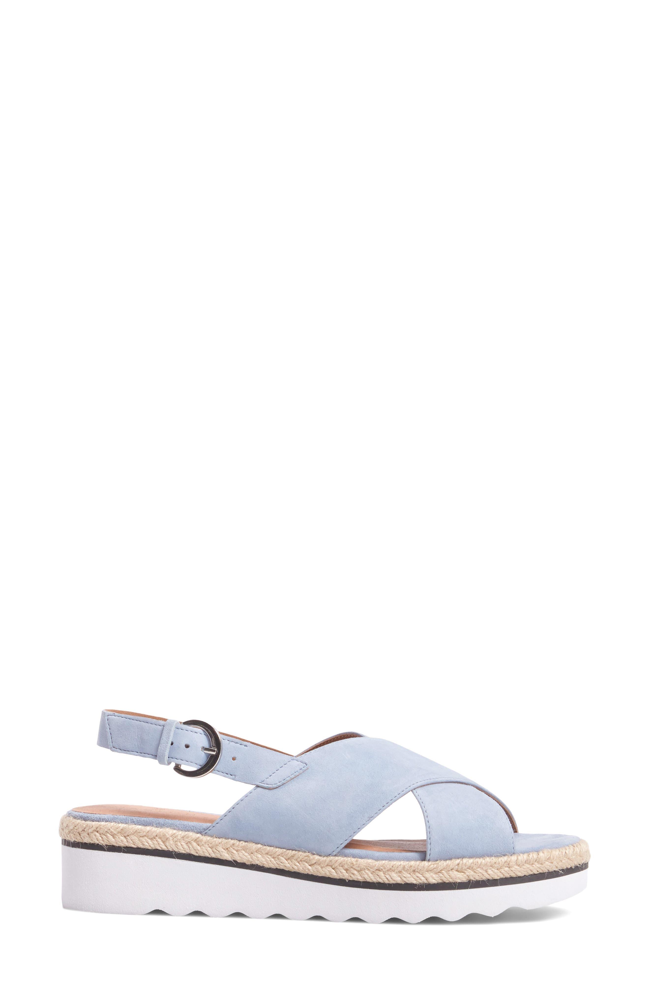Alternate Image 3  - Caslon Lucas Slingback Sandal (Women)