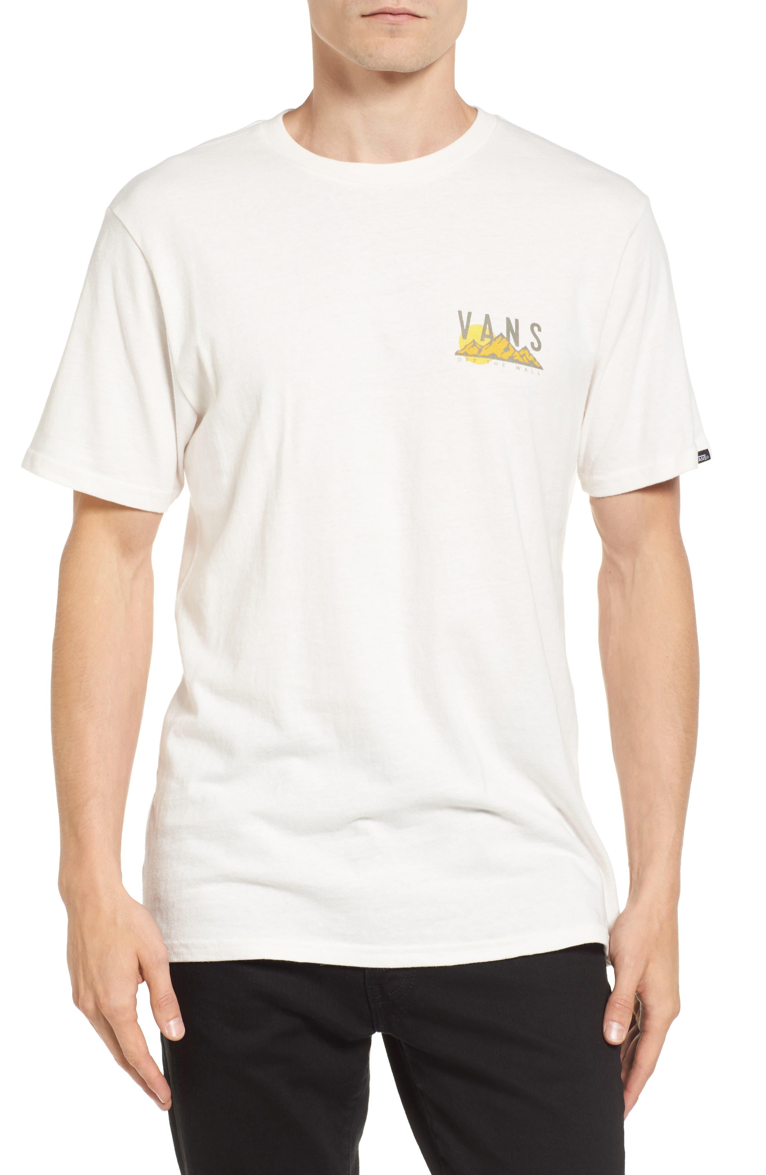 Alternate Image 1 Selected - Vans Mountain T-Shirt