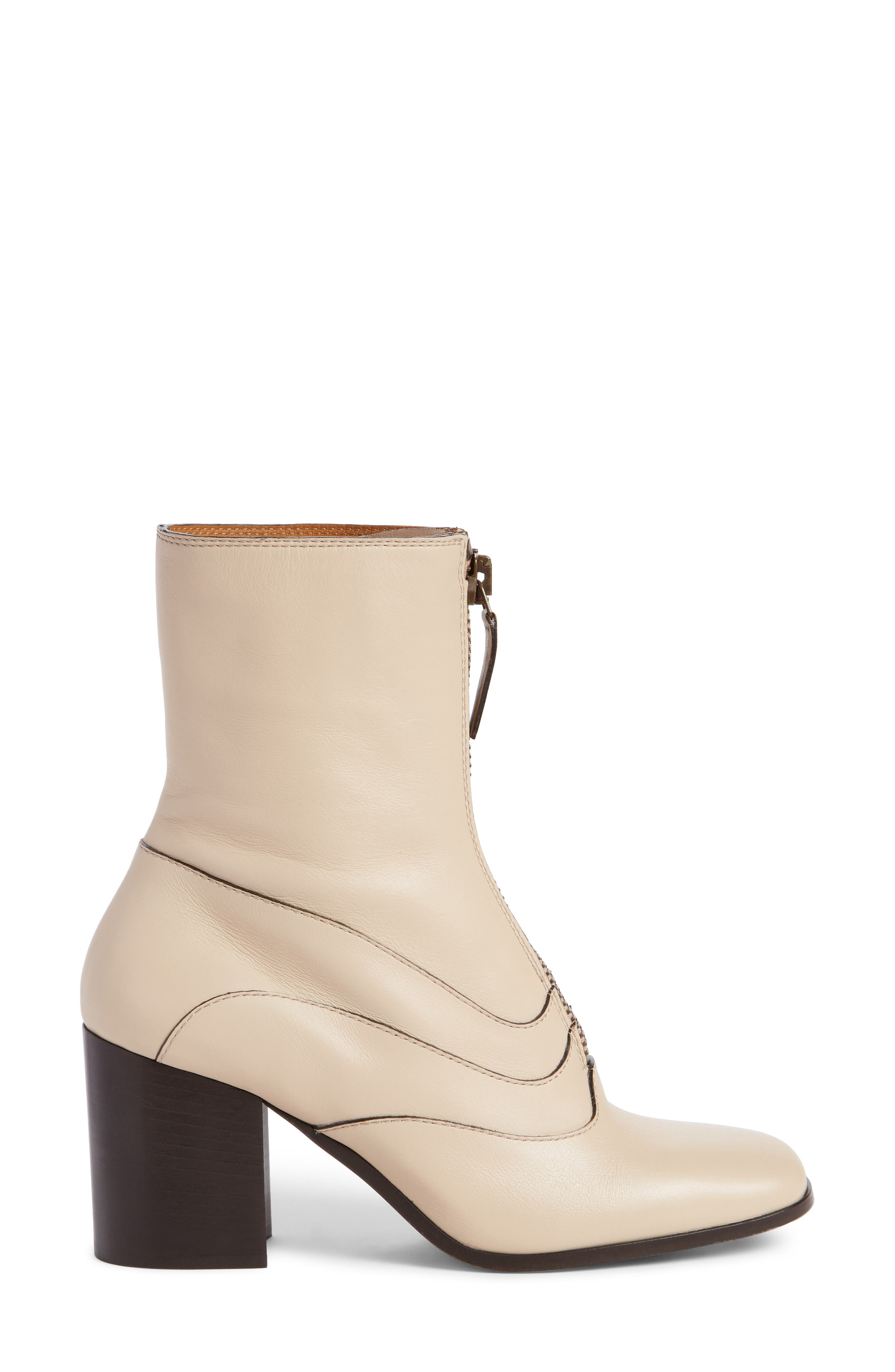 Alternate Image 4  - Chloé Qacey Square Toe Boot (Women)