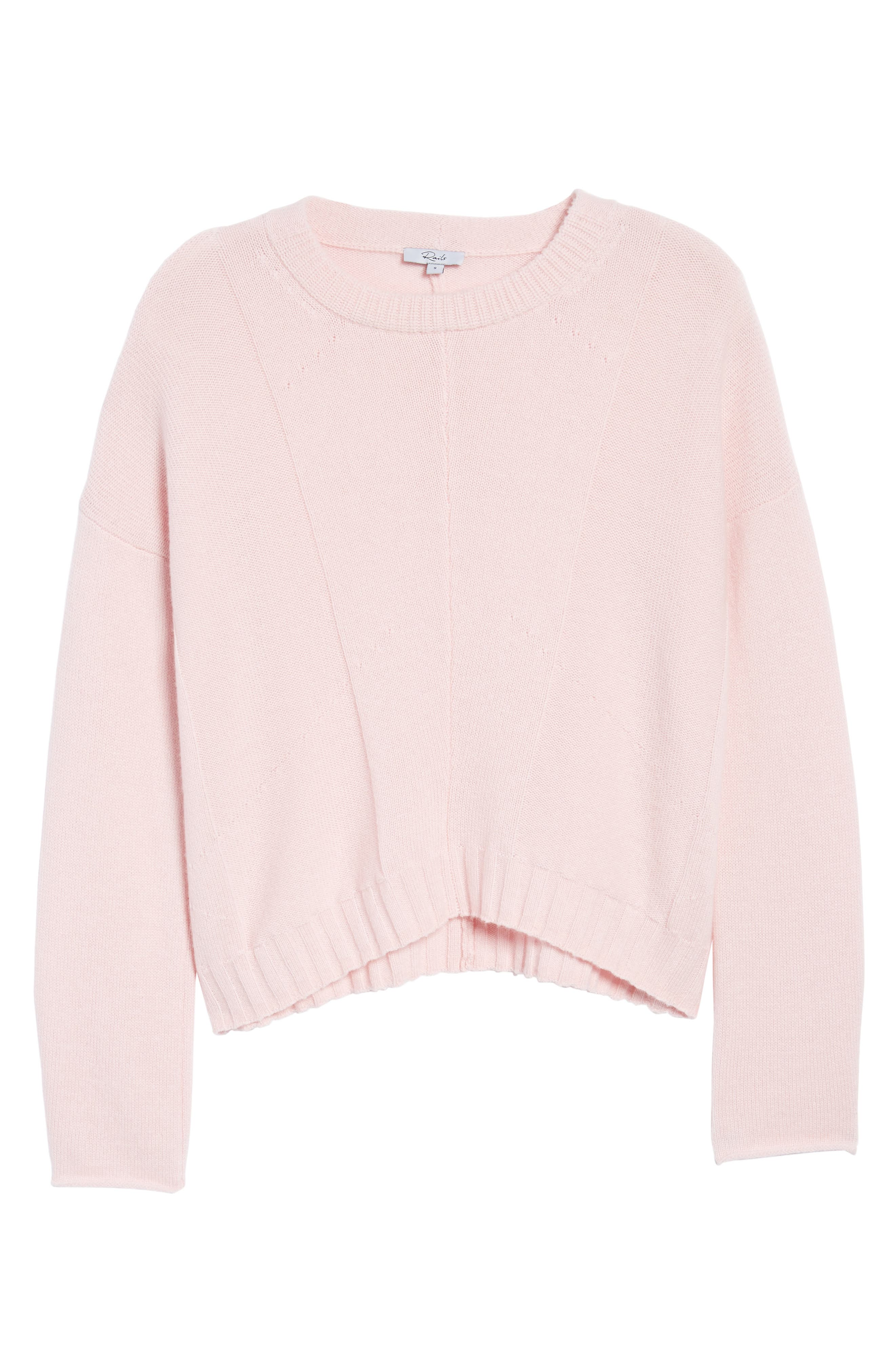 Alternate Image 6  - Rails Joanna Wool & Cashmere Sweater