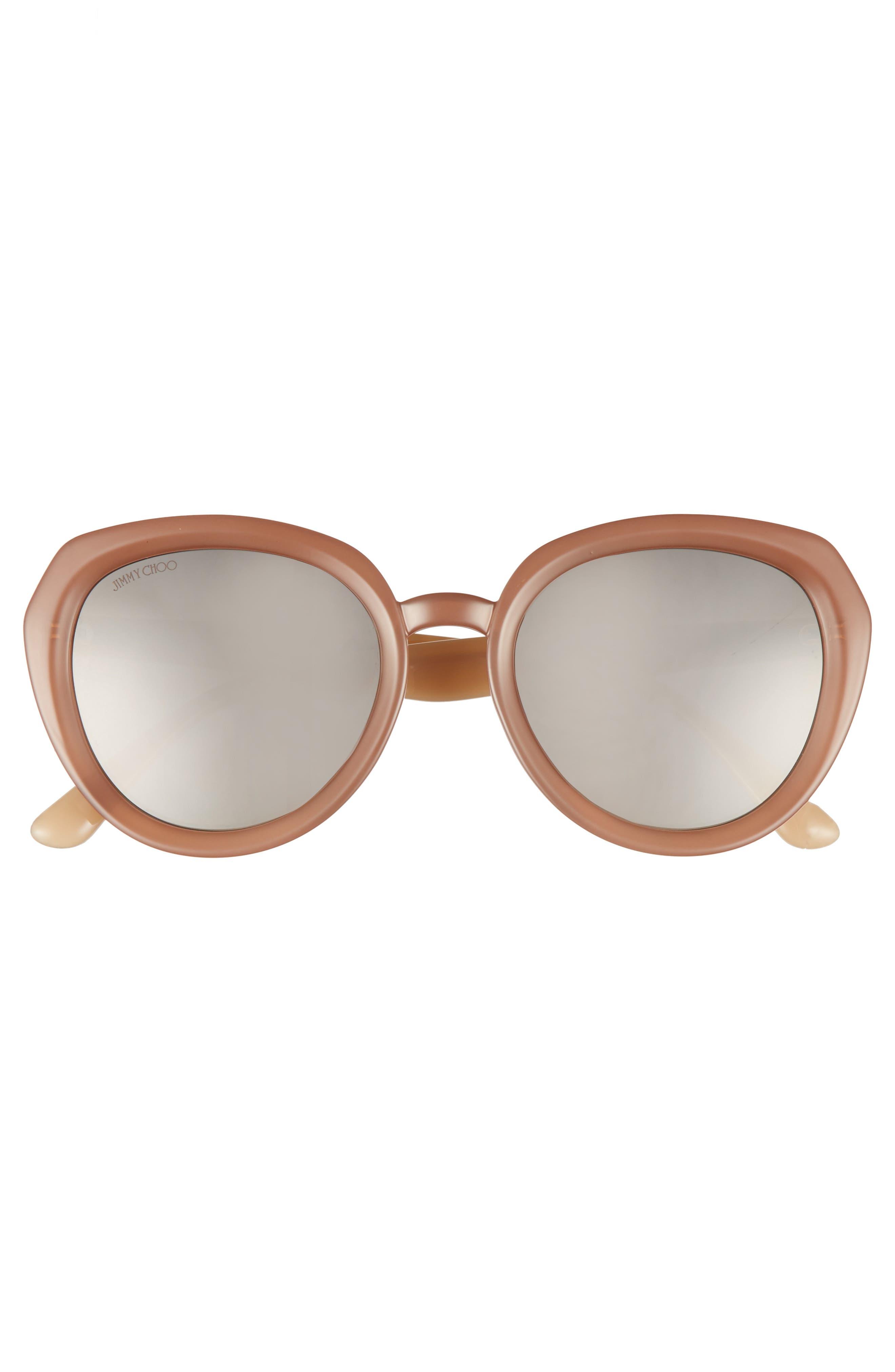 Alternate Image 3  - Jimmy Choo Maces 53mm Oversize Sunglasses