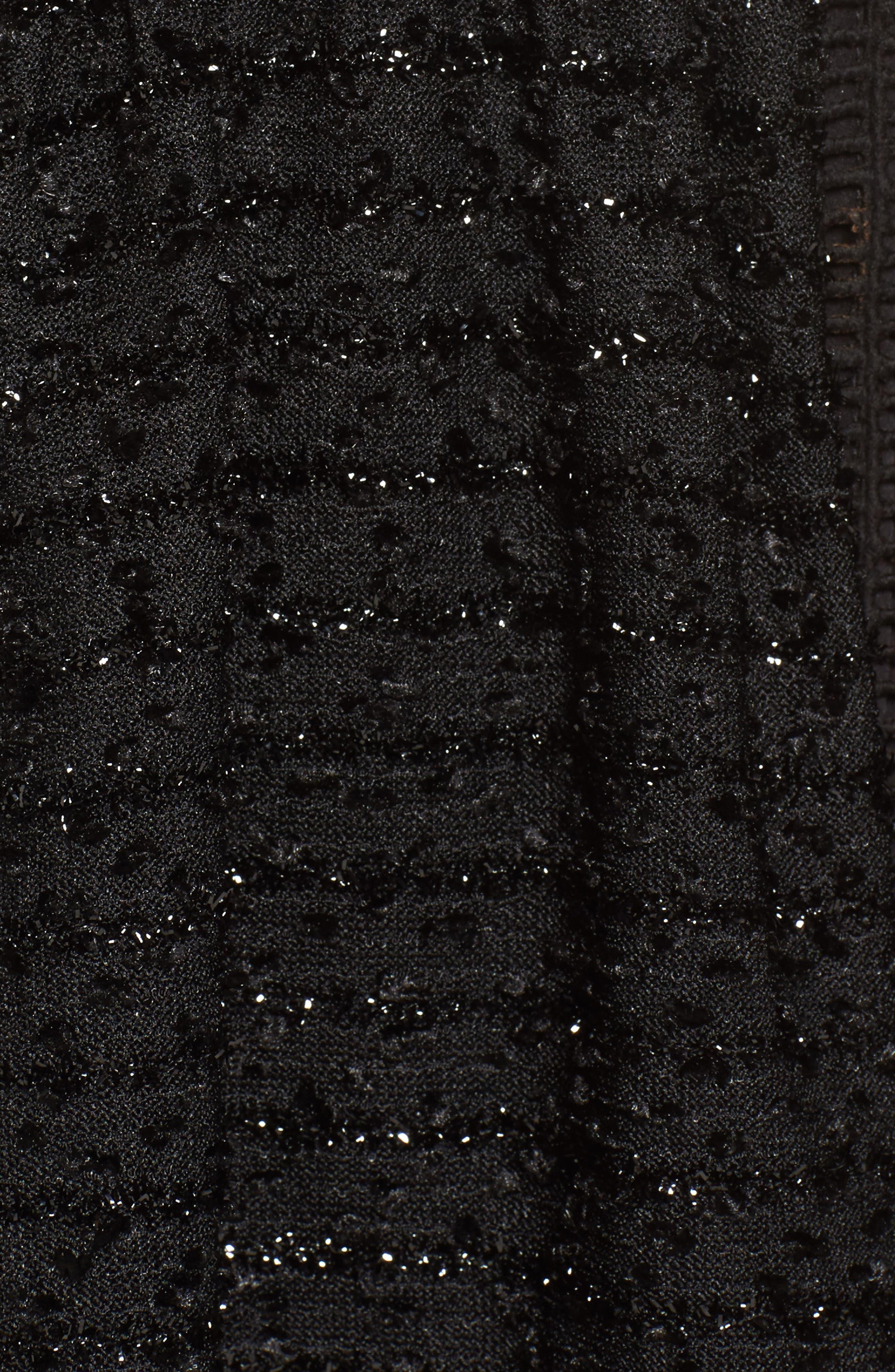 Alternate Image 5  - NBD Miley Beaded Fit & Flare Dress