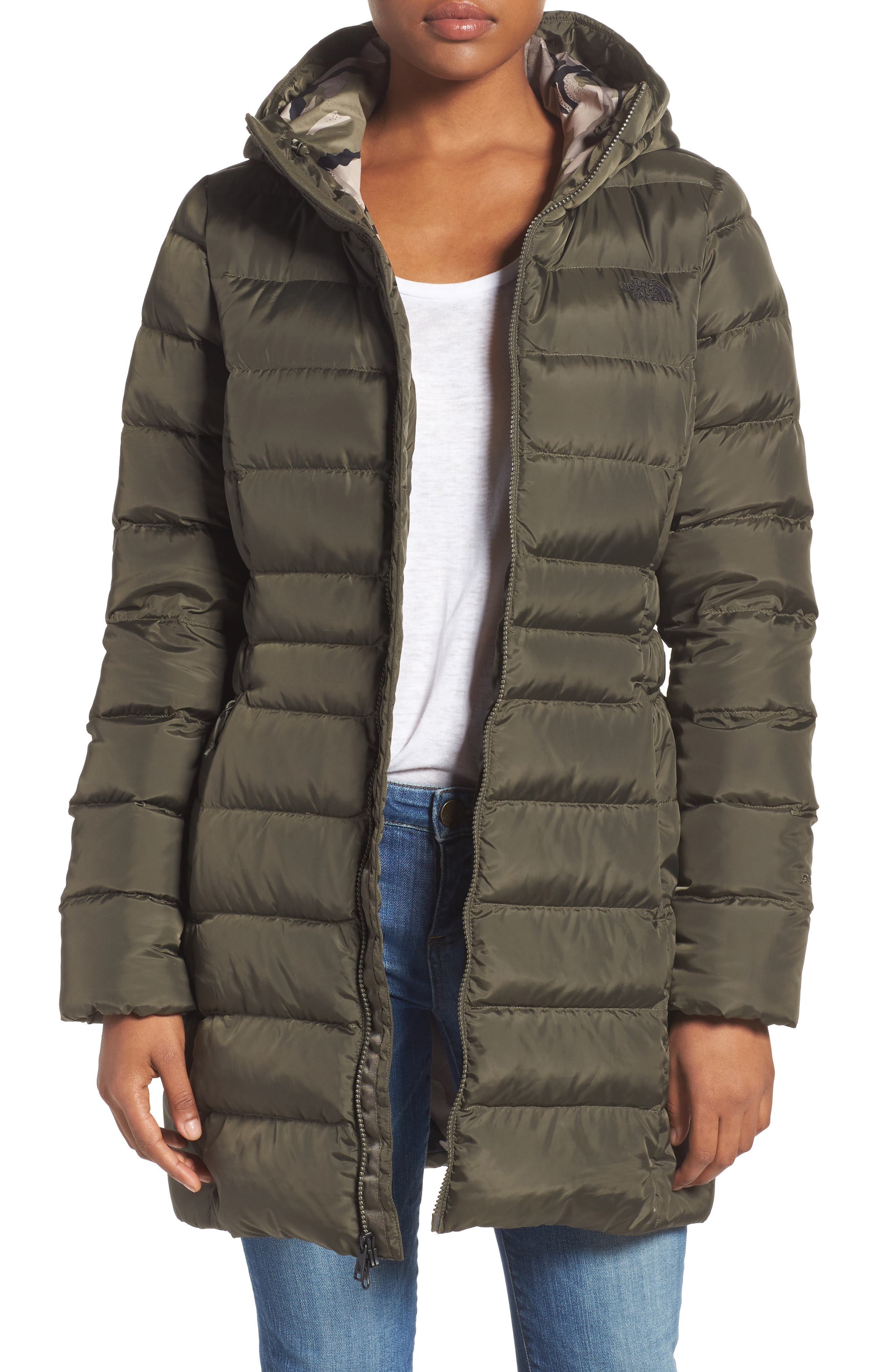 Oneill womens down jacket