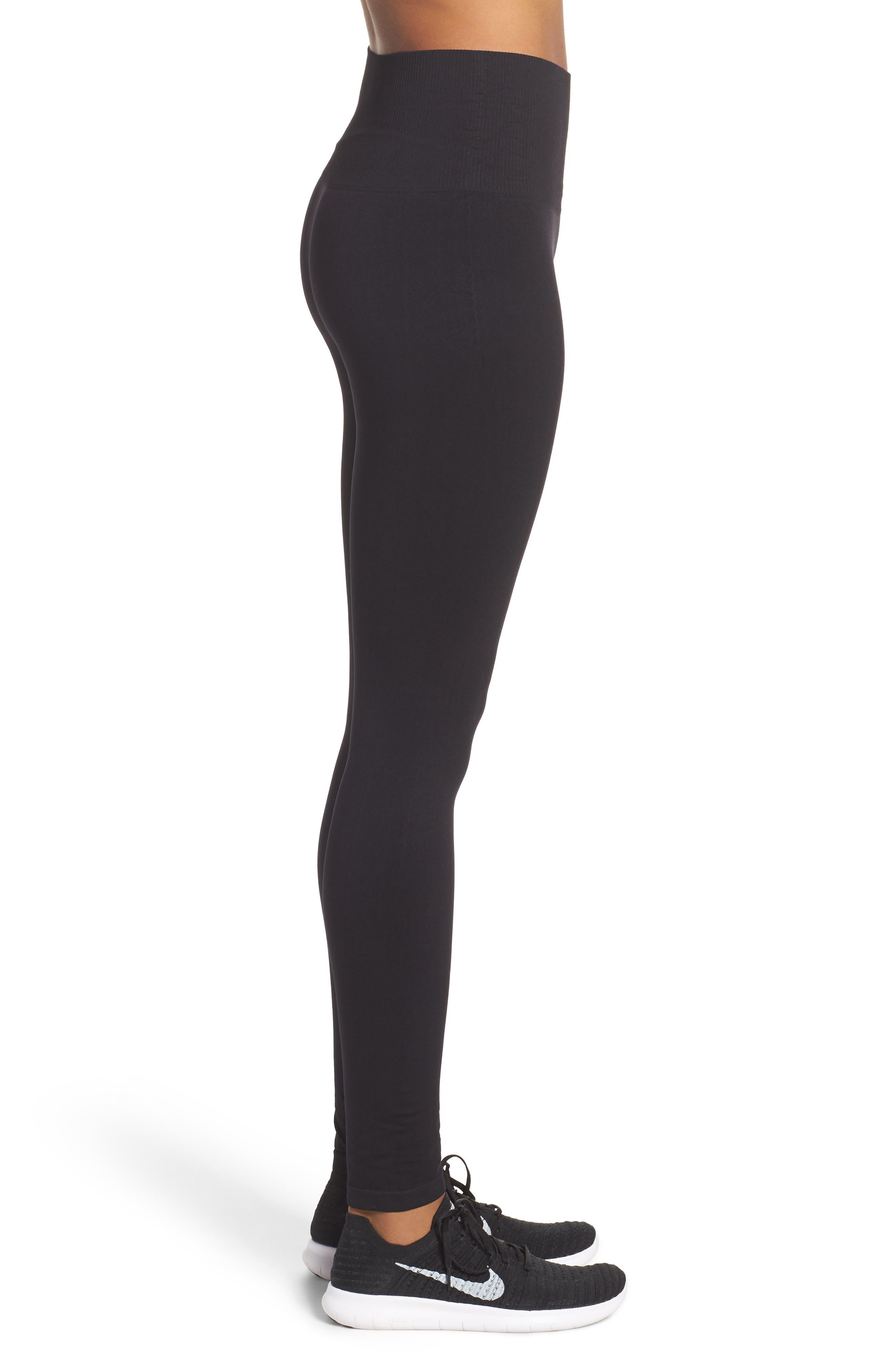 Alternate Image 3  - Climawear Staple High Waist Leggings