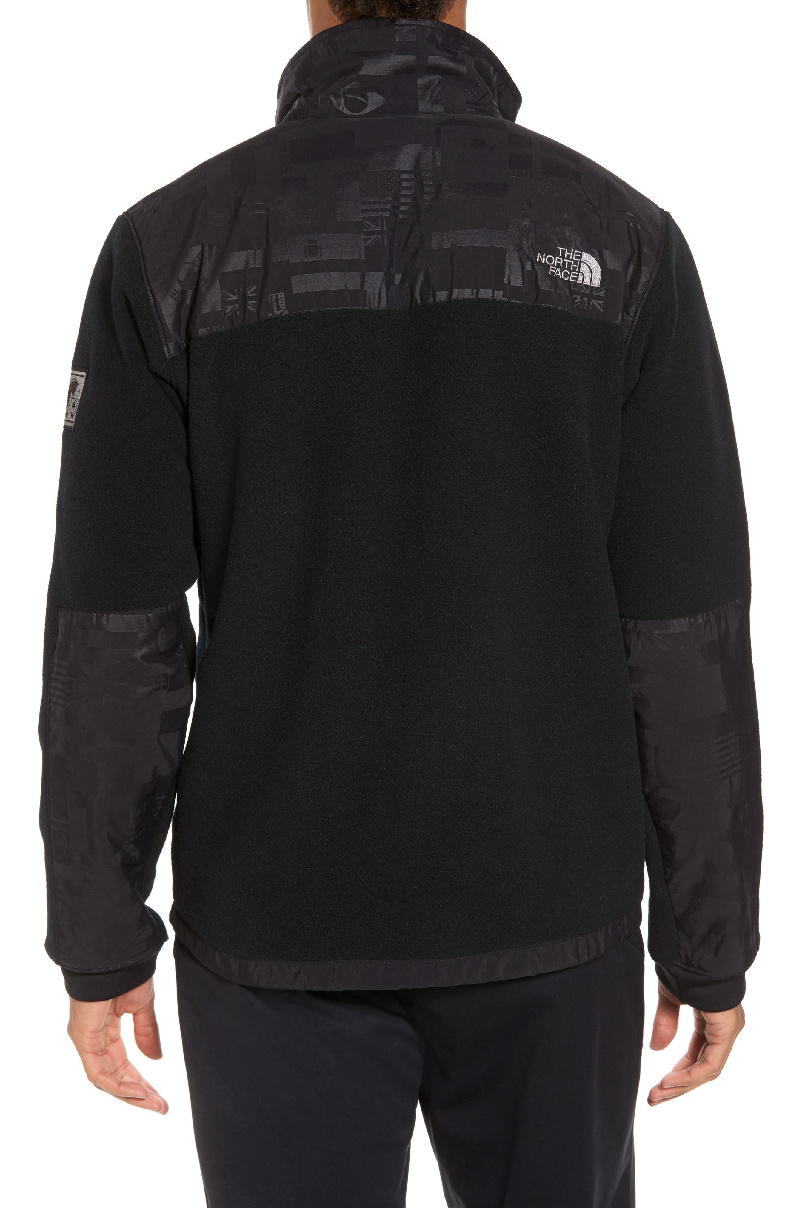 Denali 2 Polartec<sup>®</sup> Fleece Hoodie,                             Alternate thumbnail 2, color,                             Black