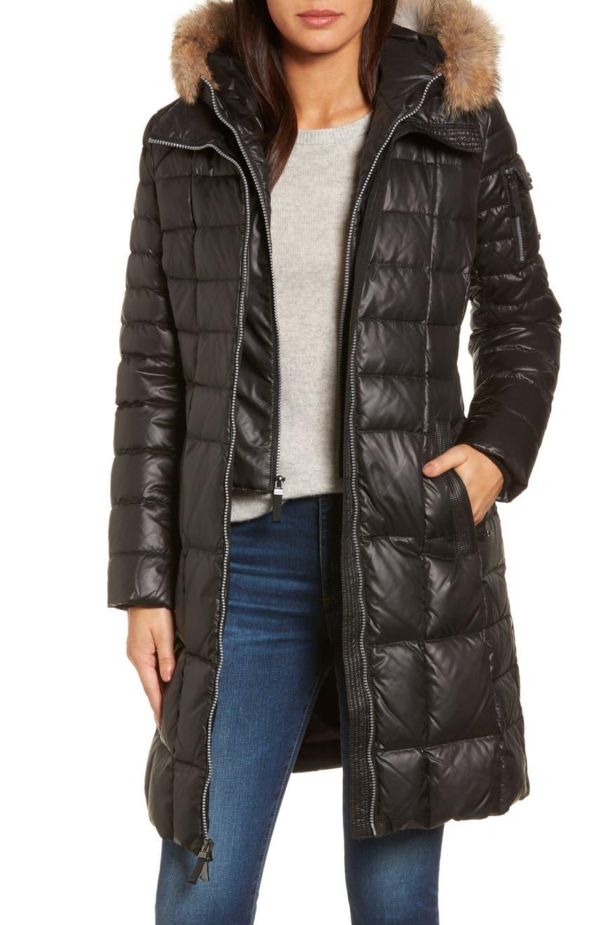 Women's Fur (Genuine) Coats & Jackets | Nordstrom