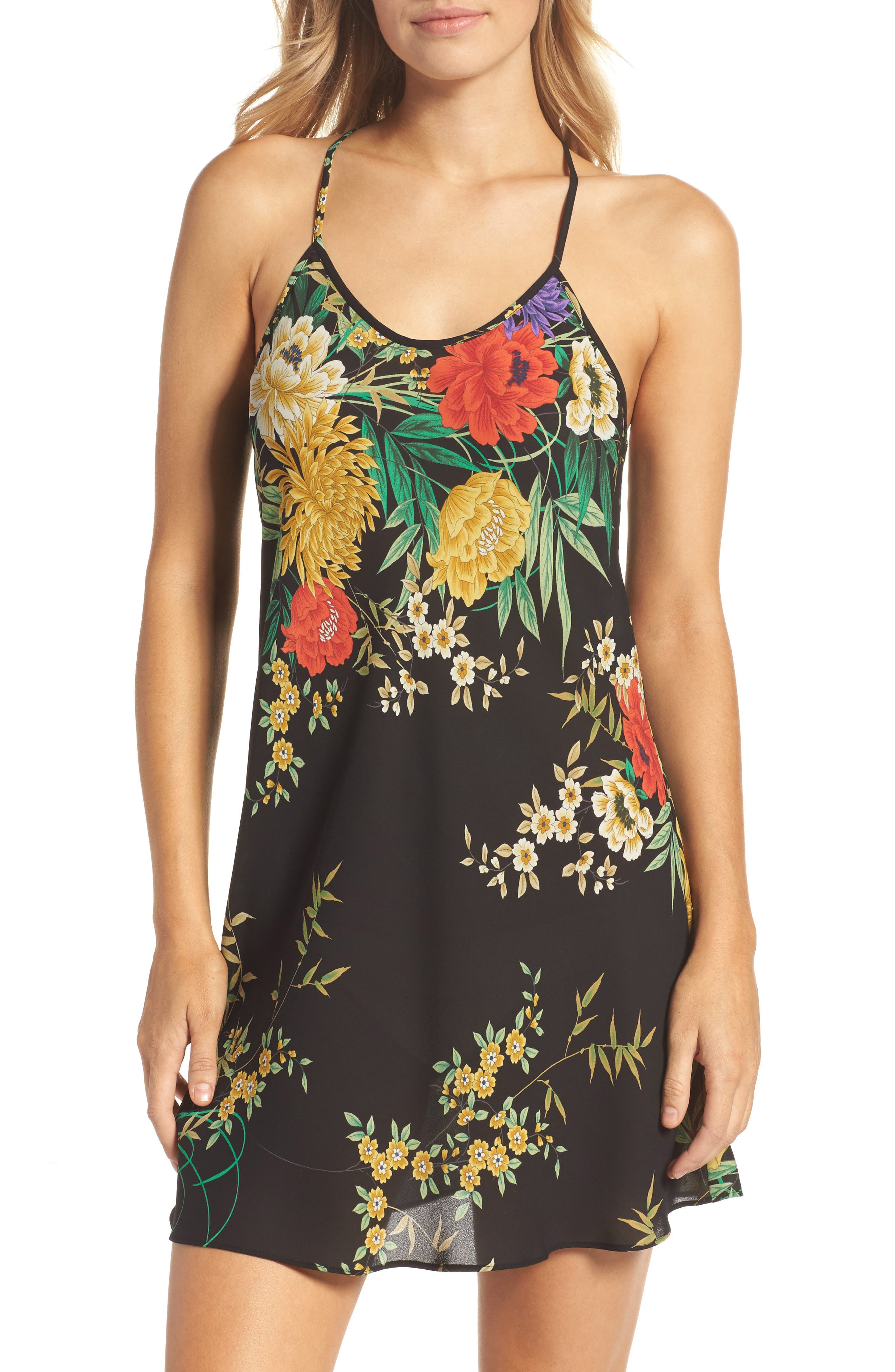 Flora Nikrooz Melody Floral Chemise